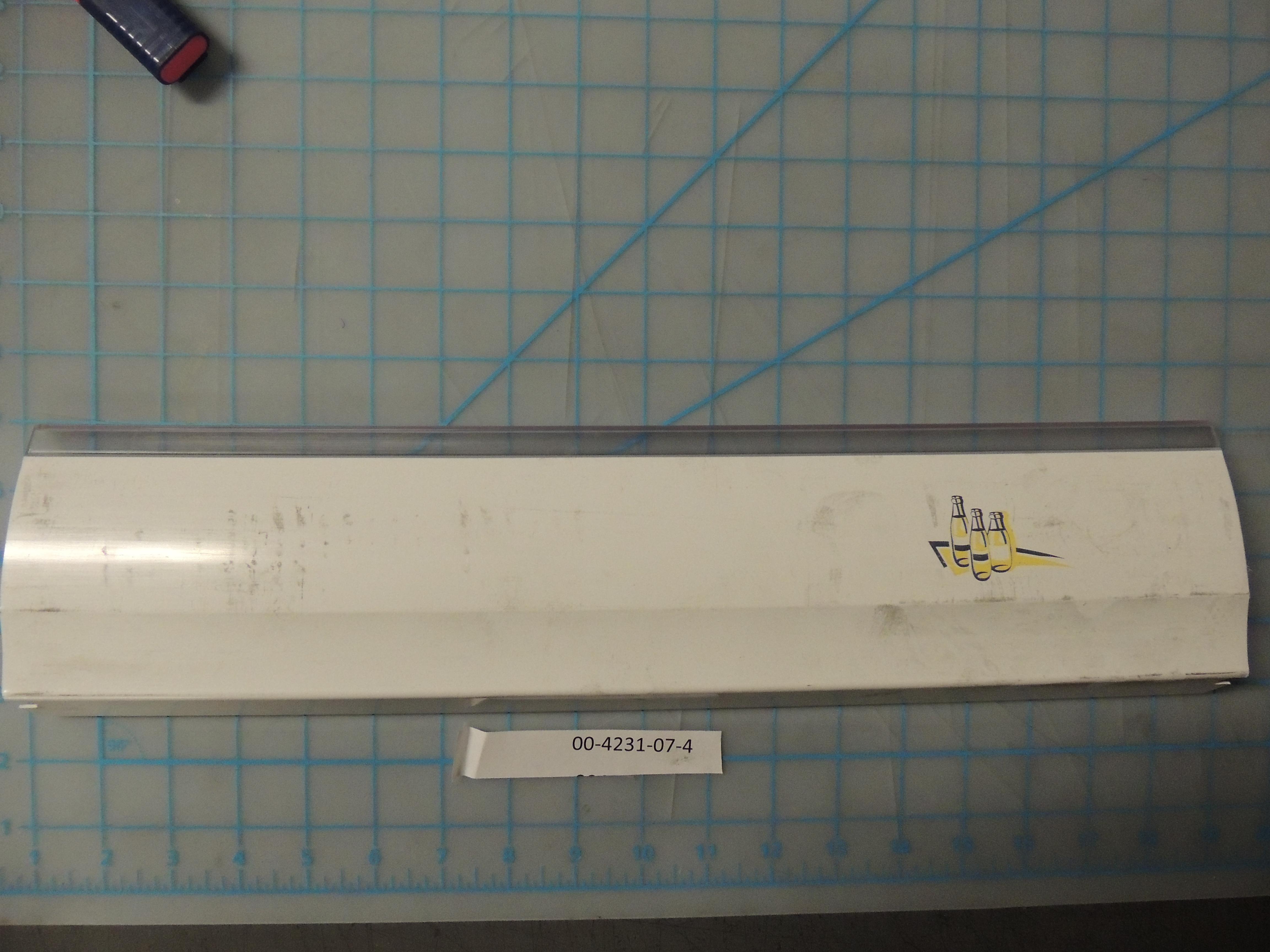 DPR2260 LOWER SHELF GUARD