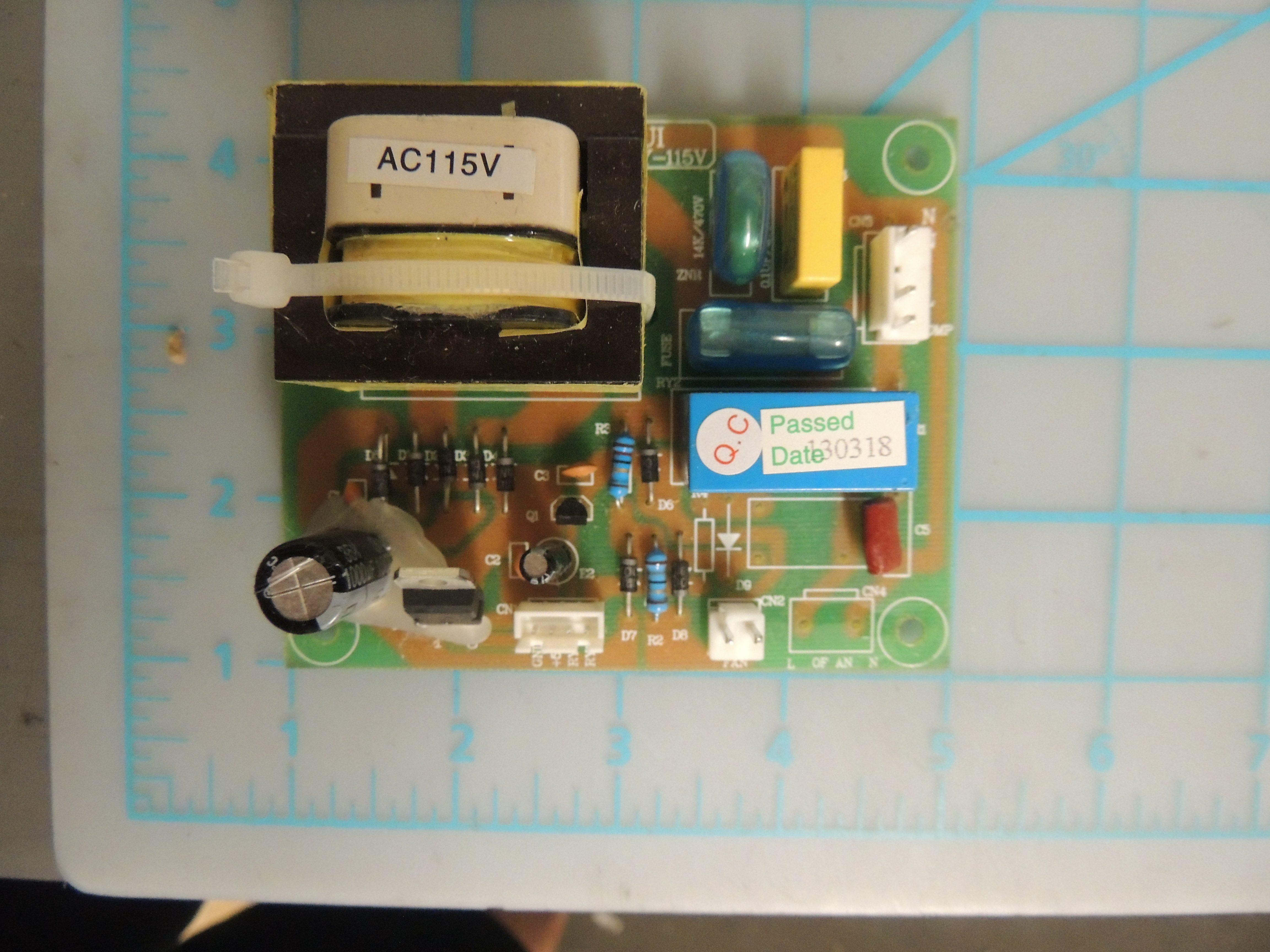 DKC644 PC BOARD