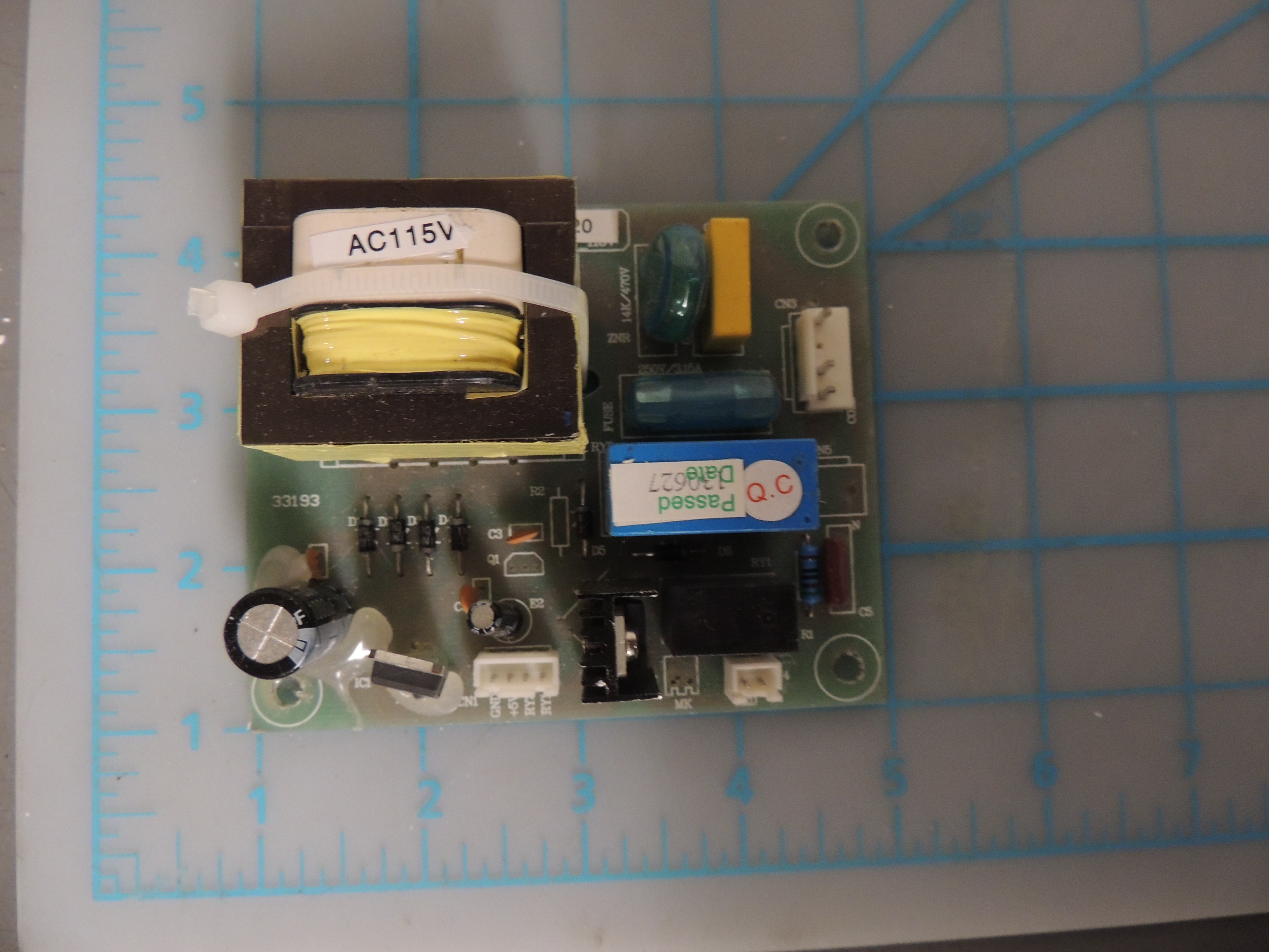 DWC610 DWC612 PC BOARD