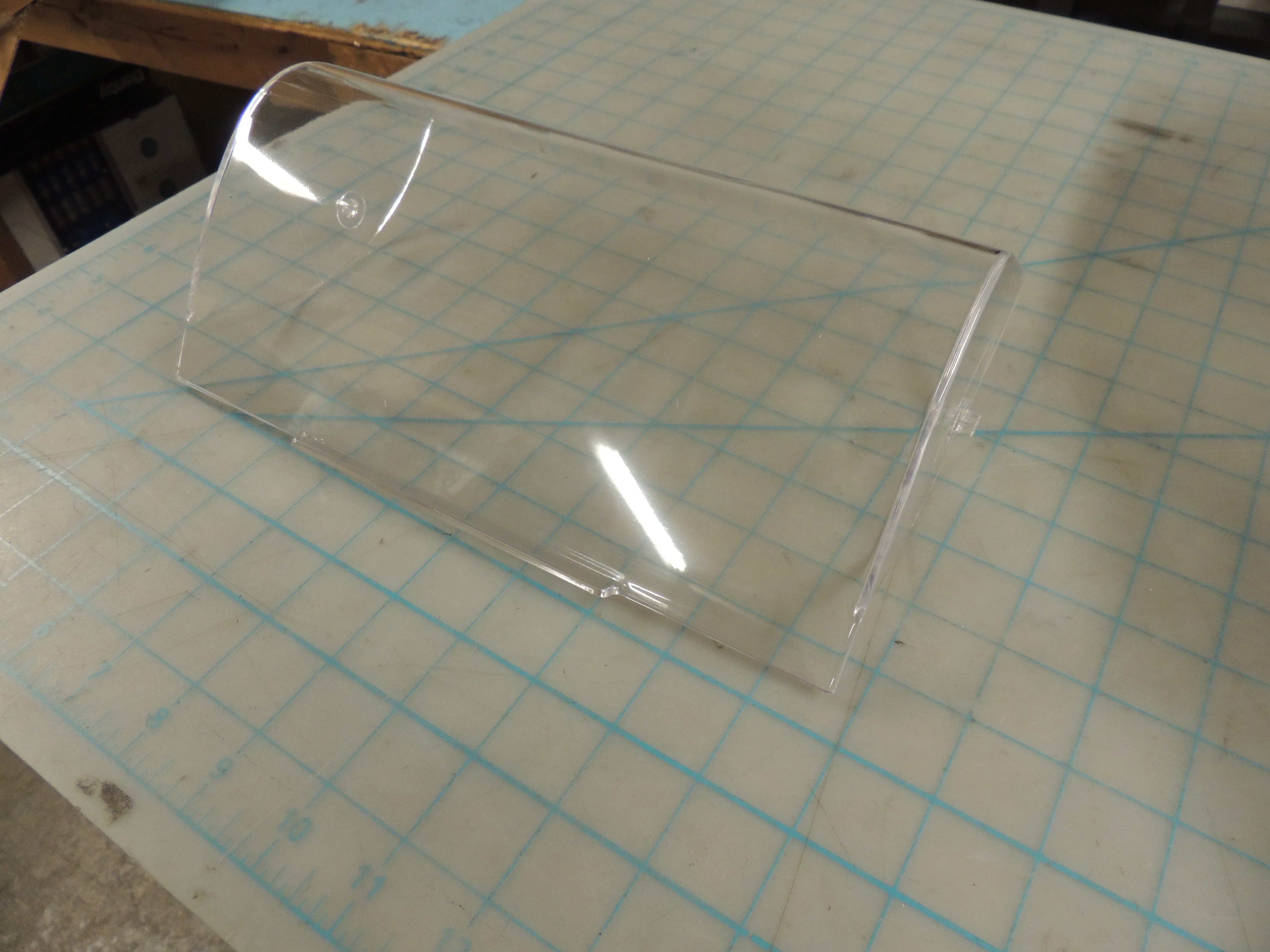 Sealing Shelf Flip