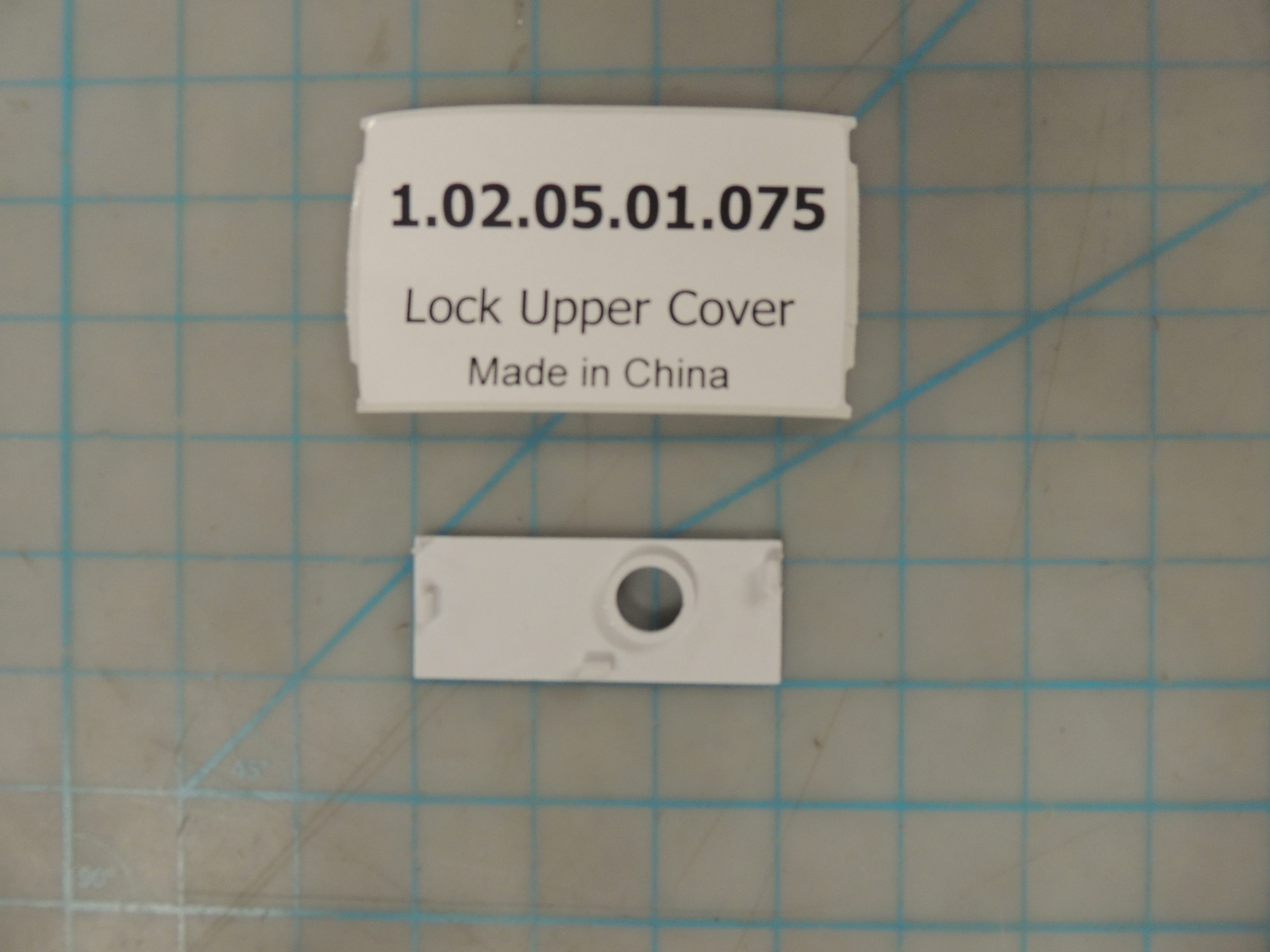Lock Upper Cover