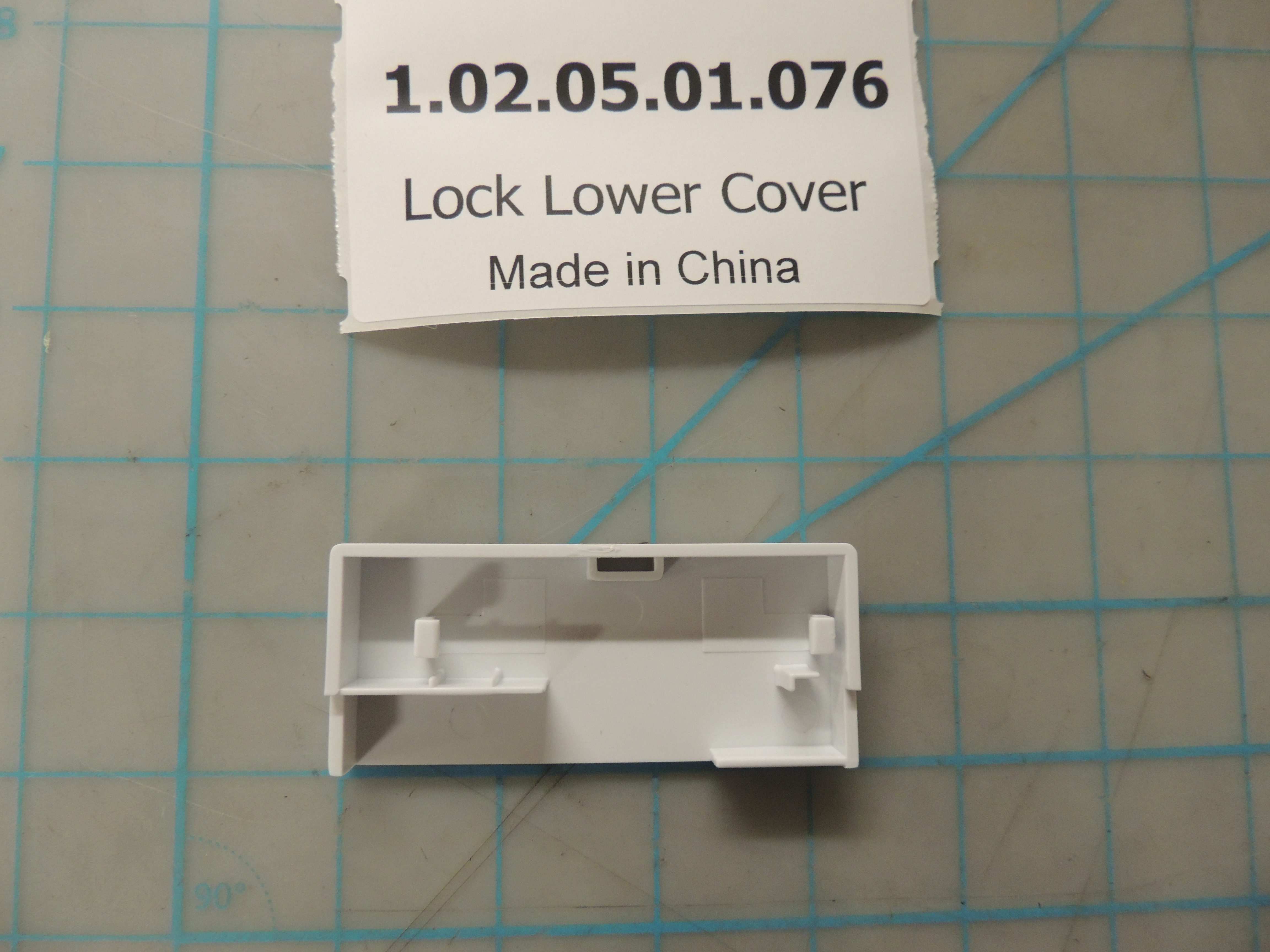 Lock Lower Cover