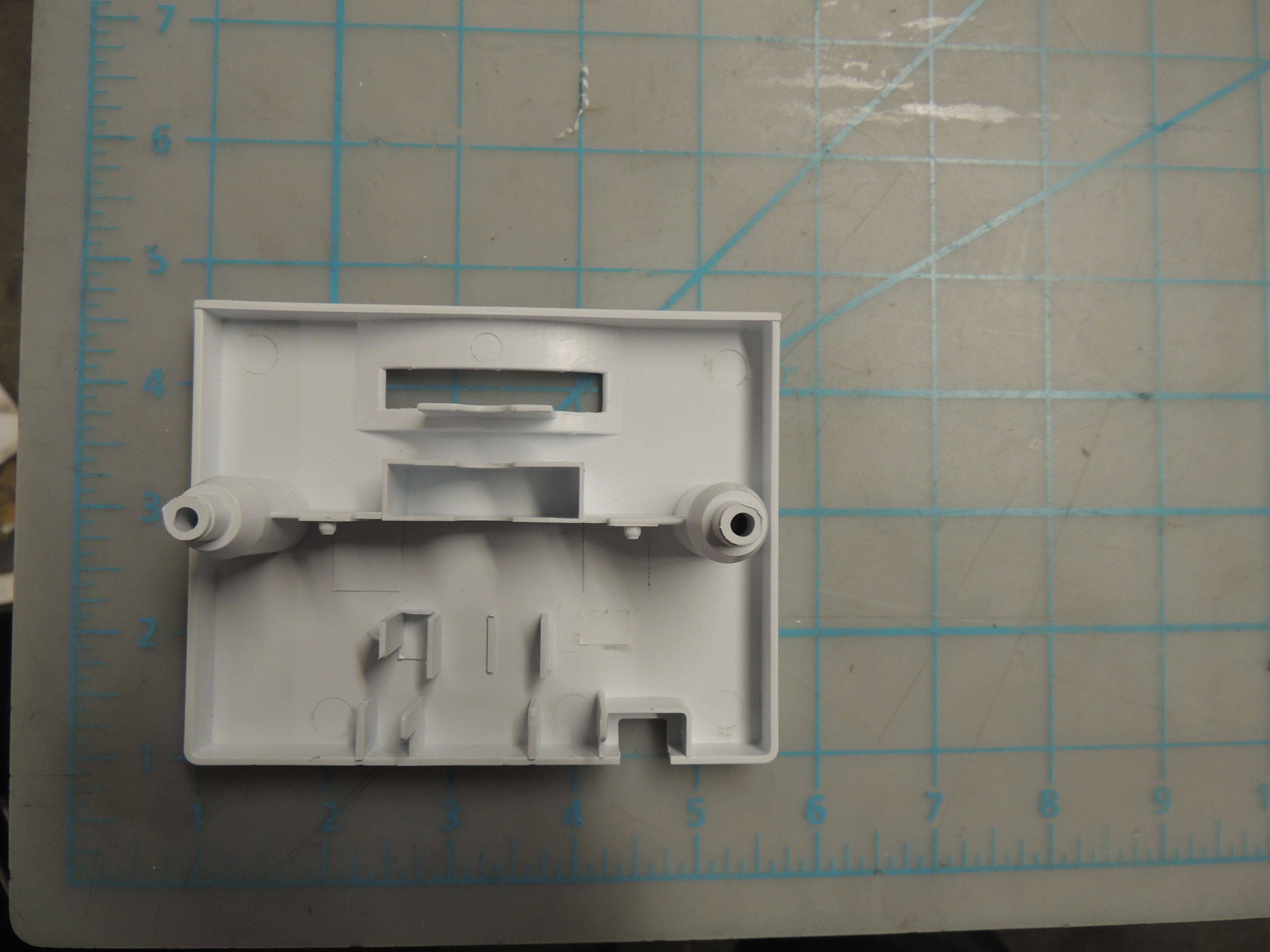 DUF THERMOSTAT COVER