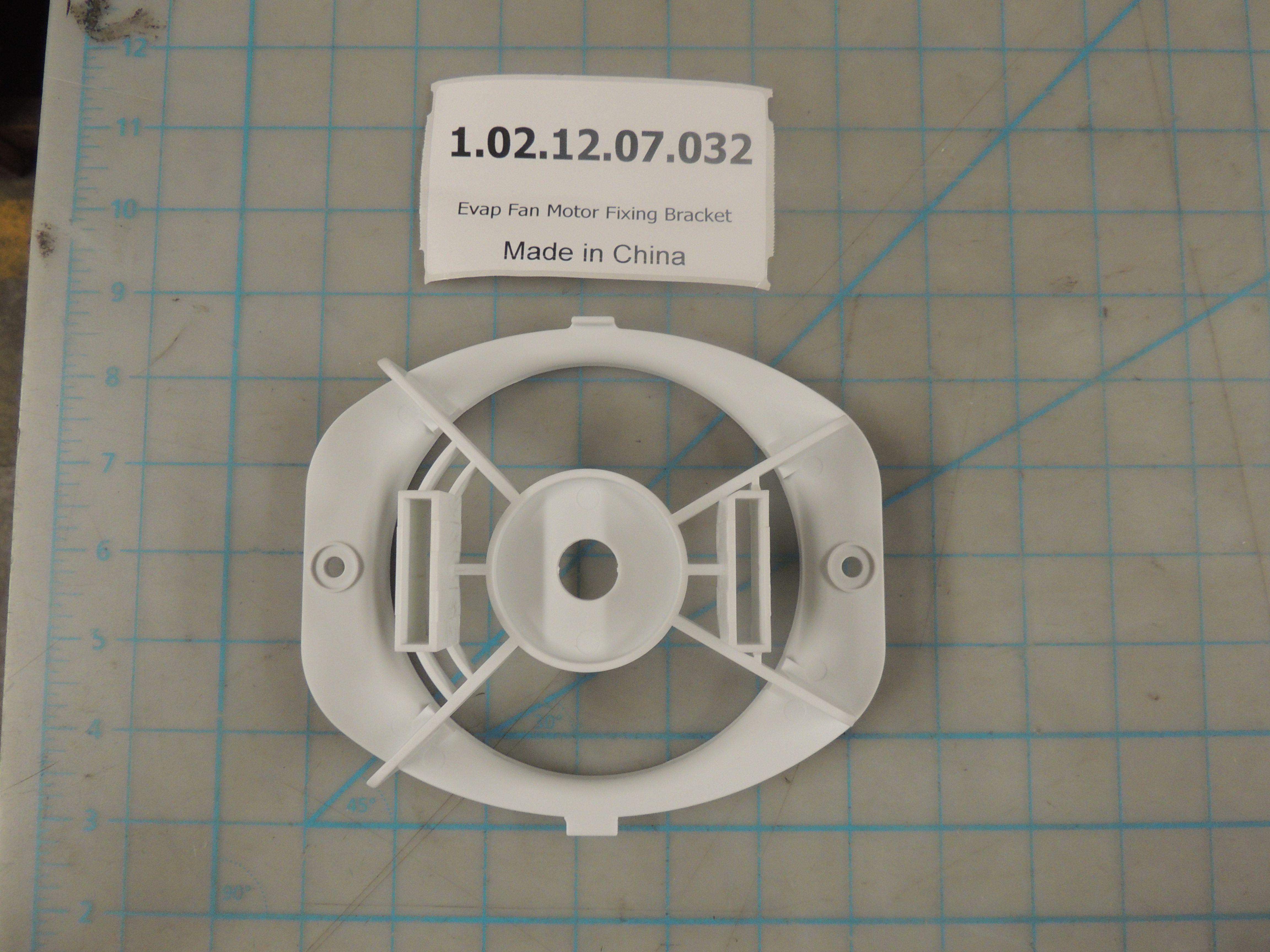Evaporative Fan Motor Bracket