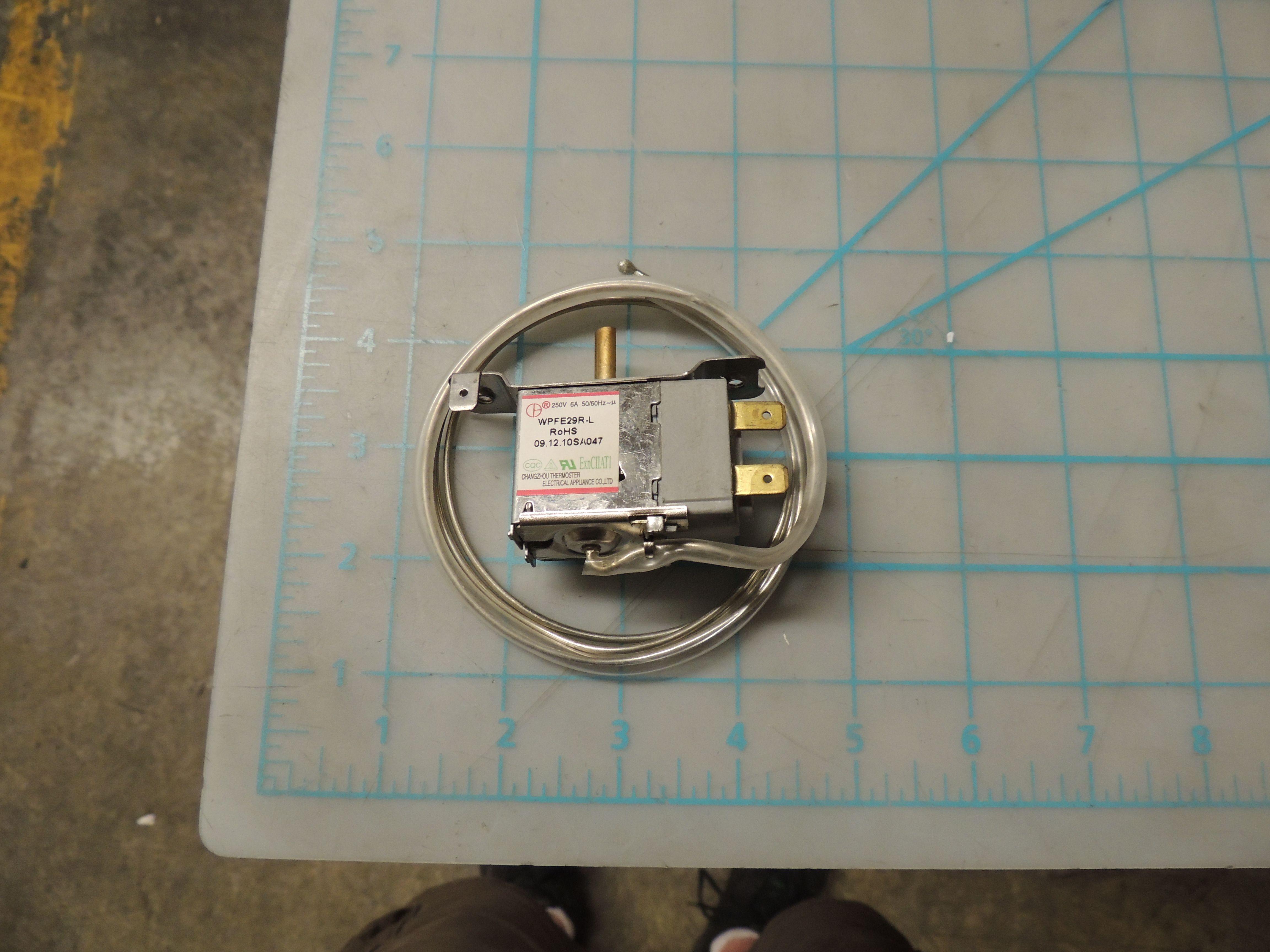 DCFM TSTAT WPF29R-103-022