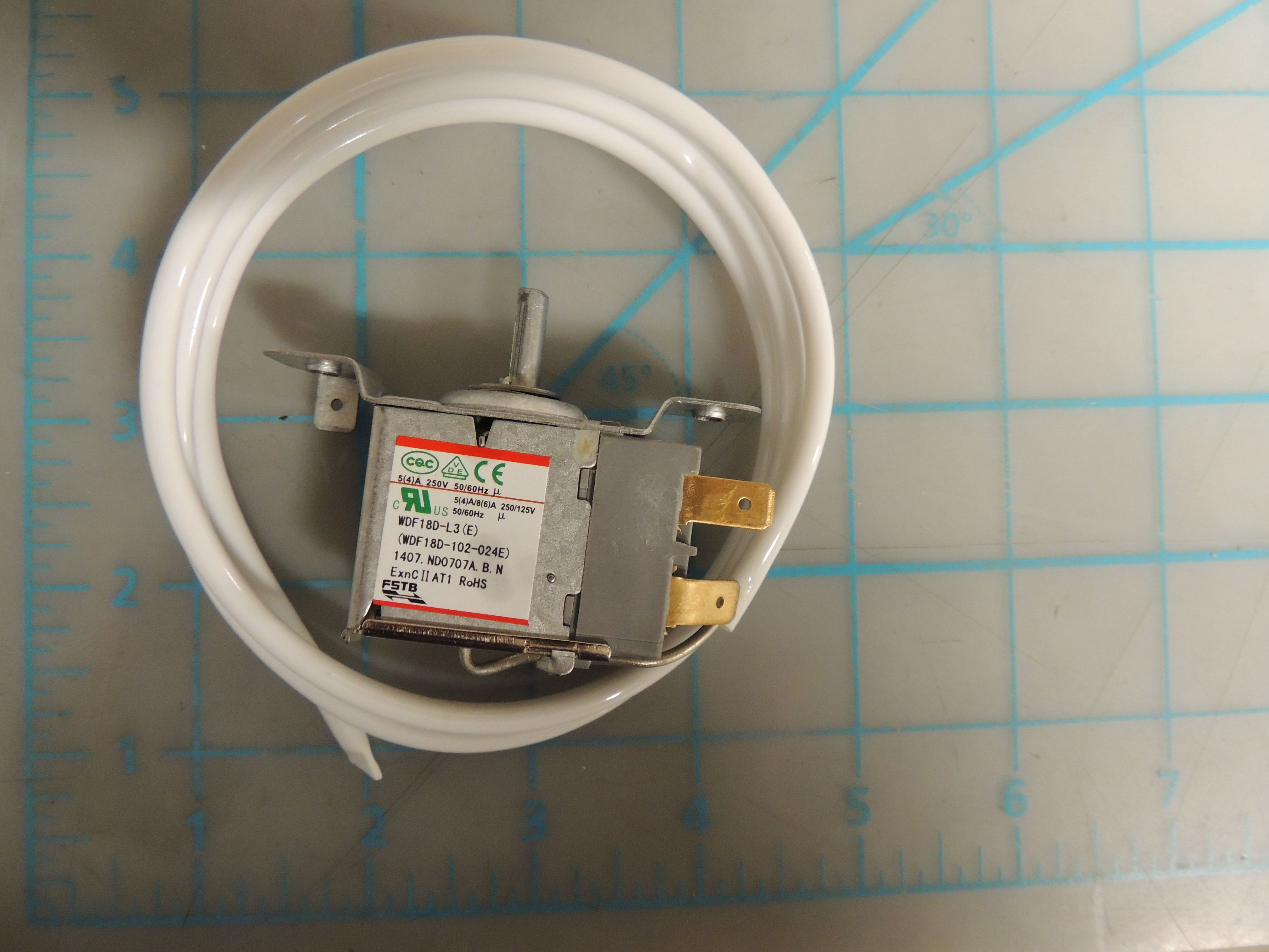 Thermostat 2.5MF4RE