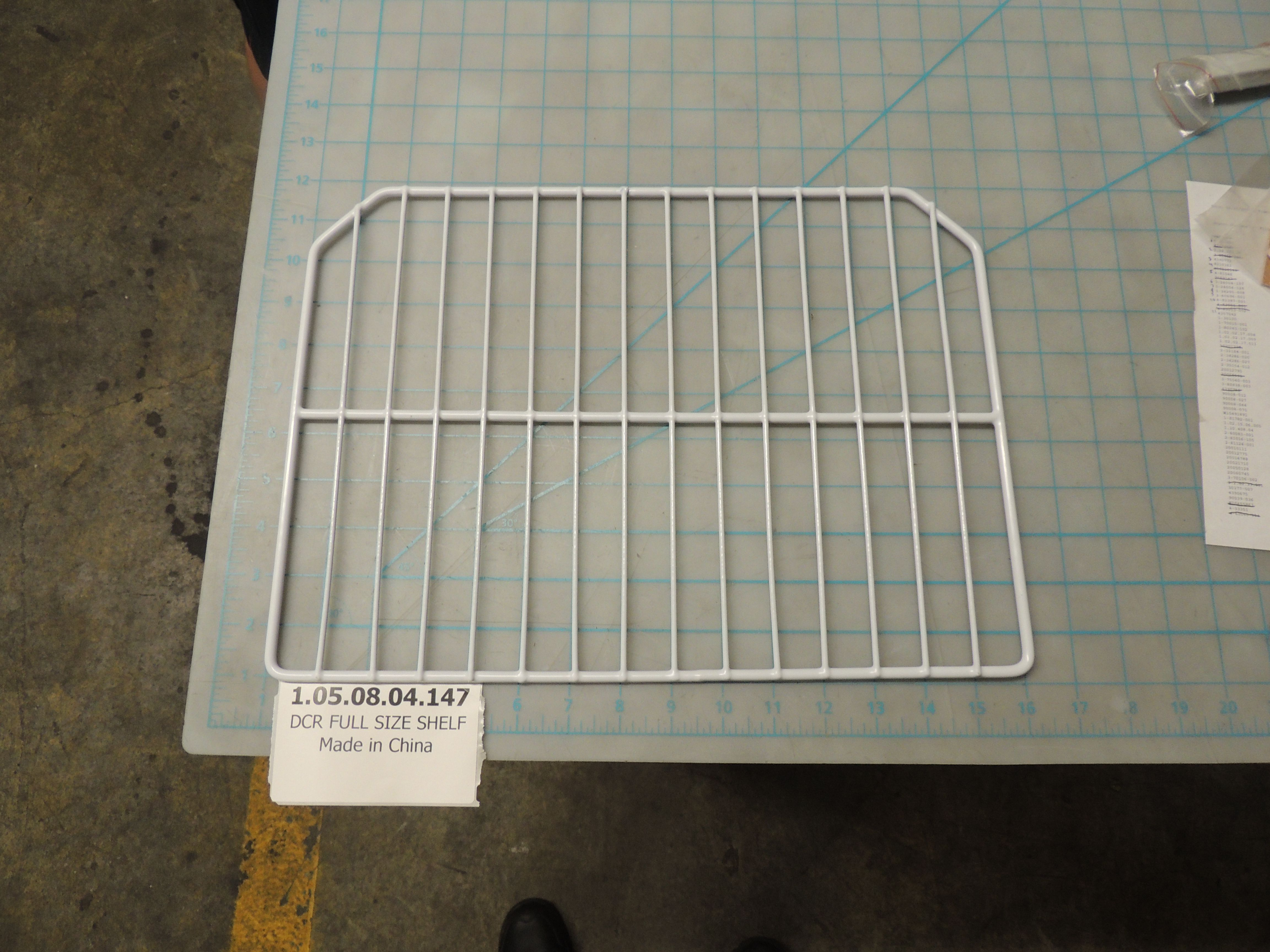 SHELF WIRE 3.2SM4RA