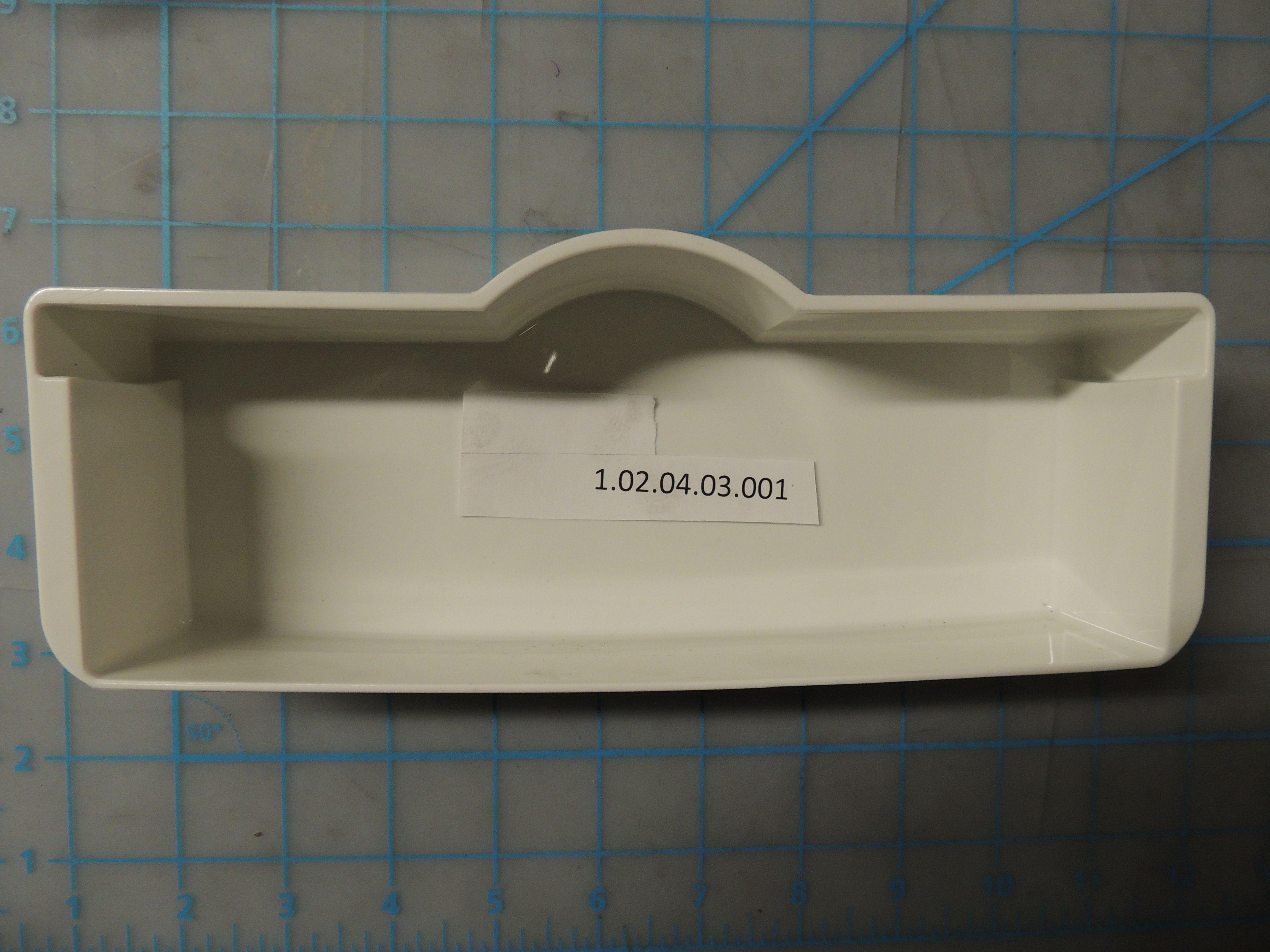 Upper Storage Bin