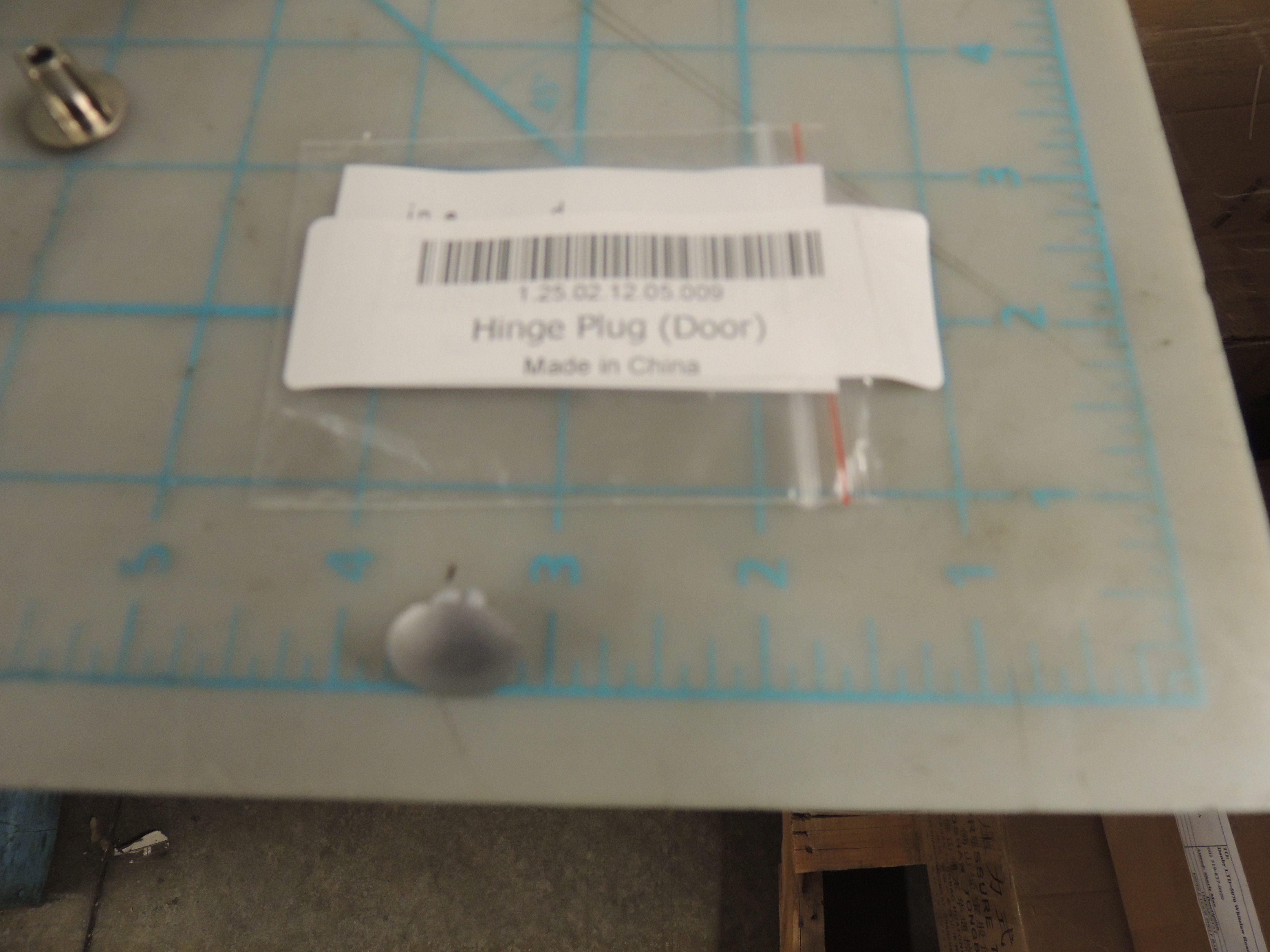 Hinge Plug (Door)