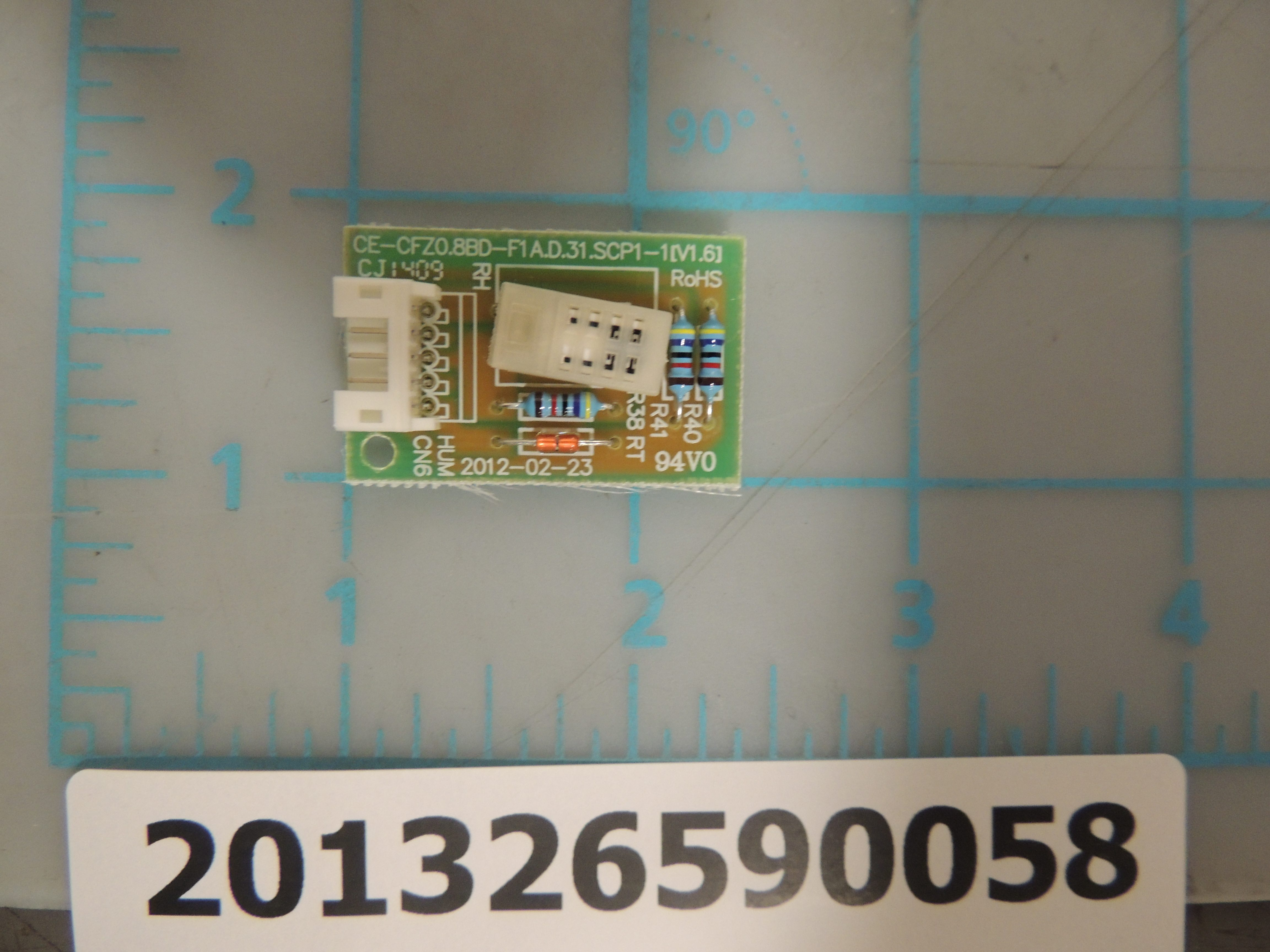 Humidity Sensor Board Subassembly