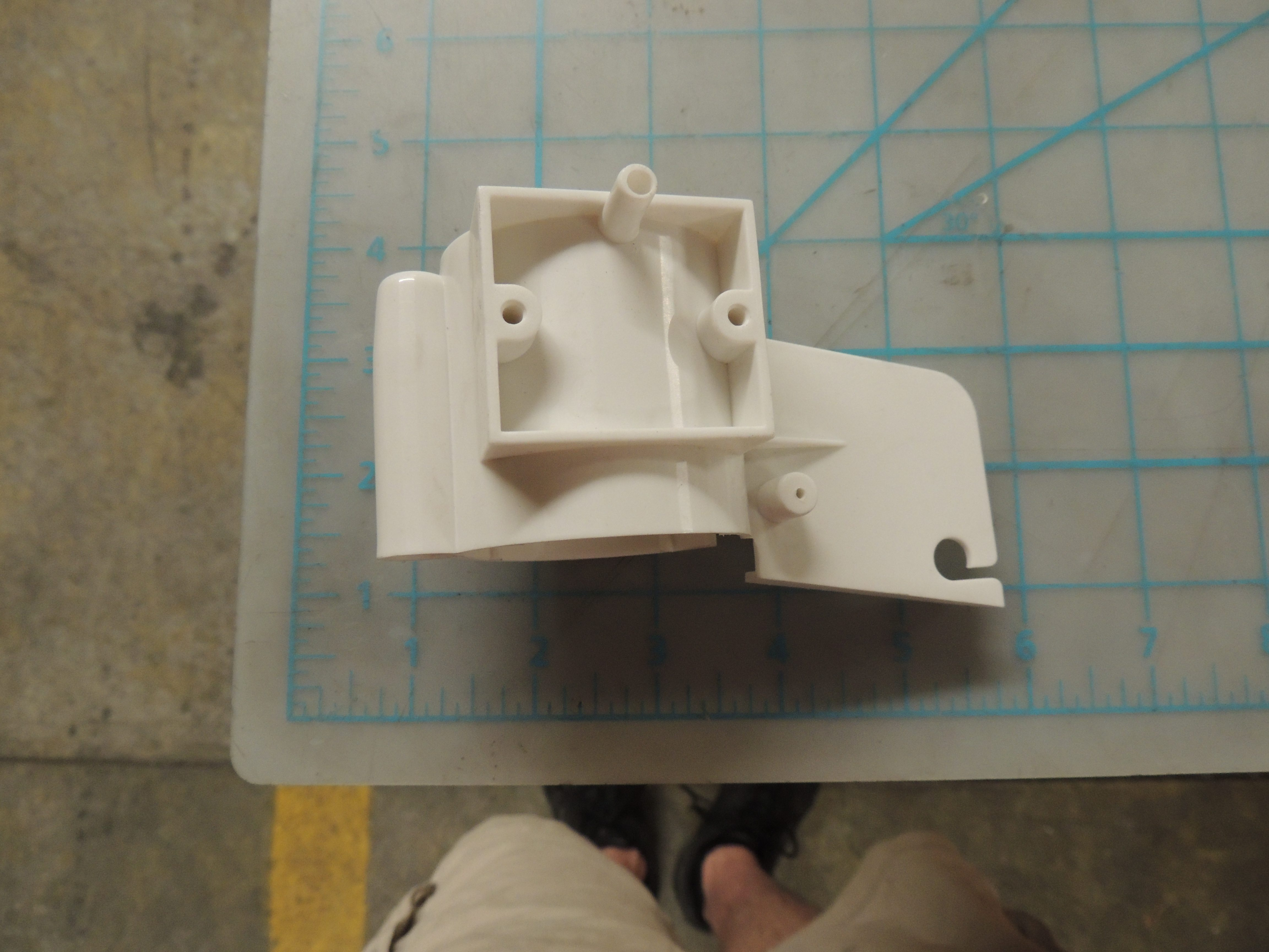 DDW1802 FLOAT SWITCH SUPPORT