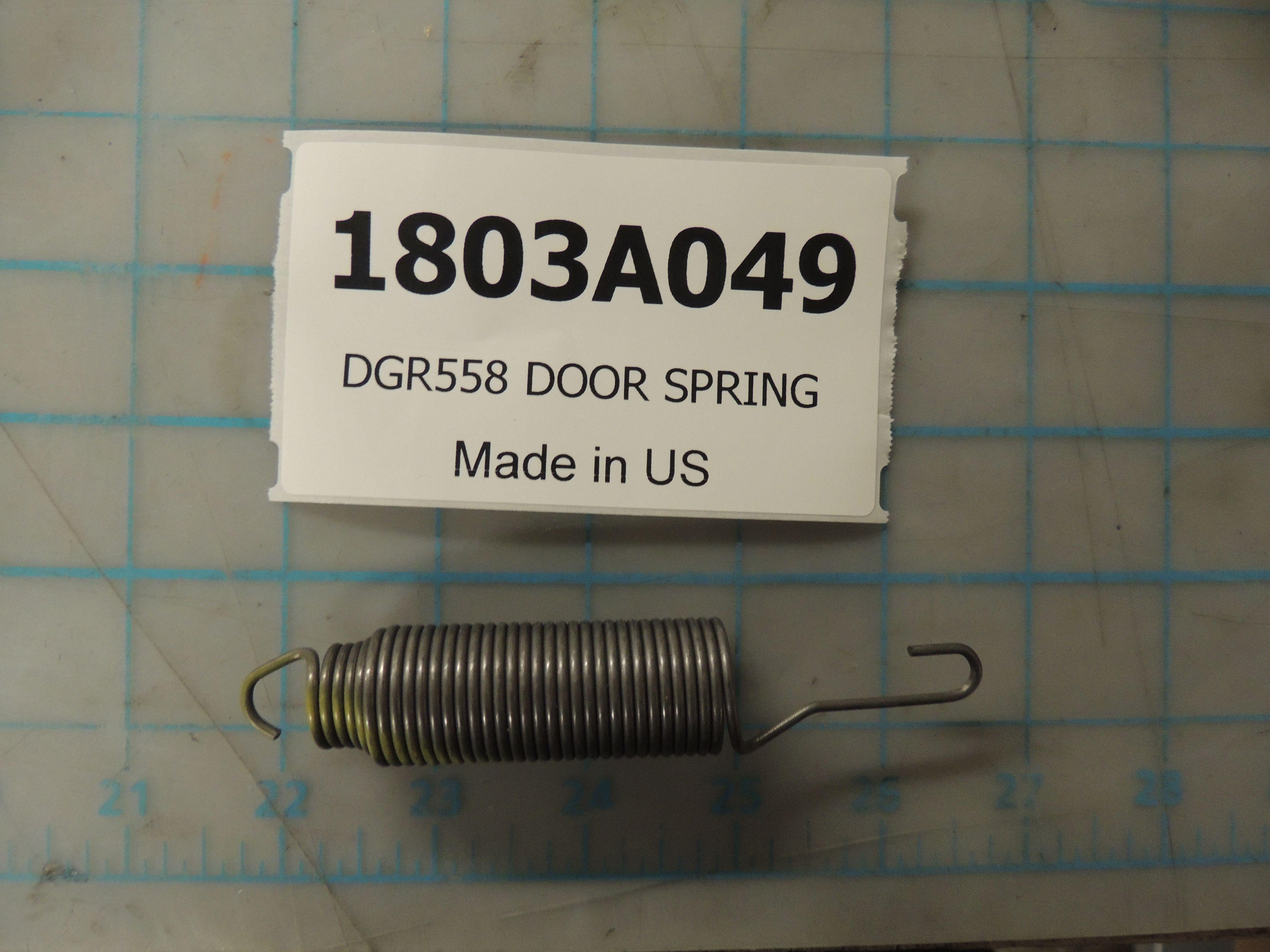 DGR558 DOOR SPRING