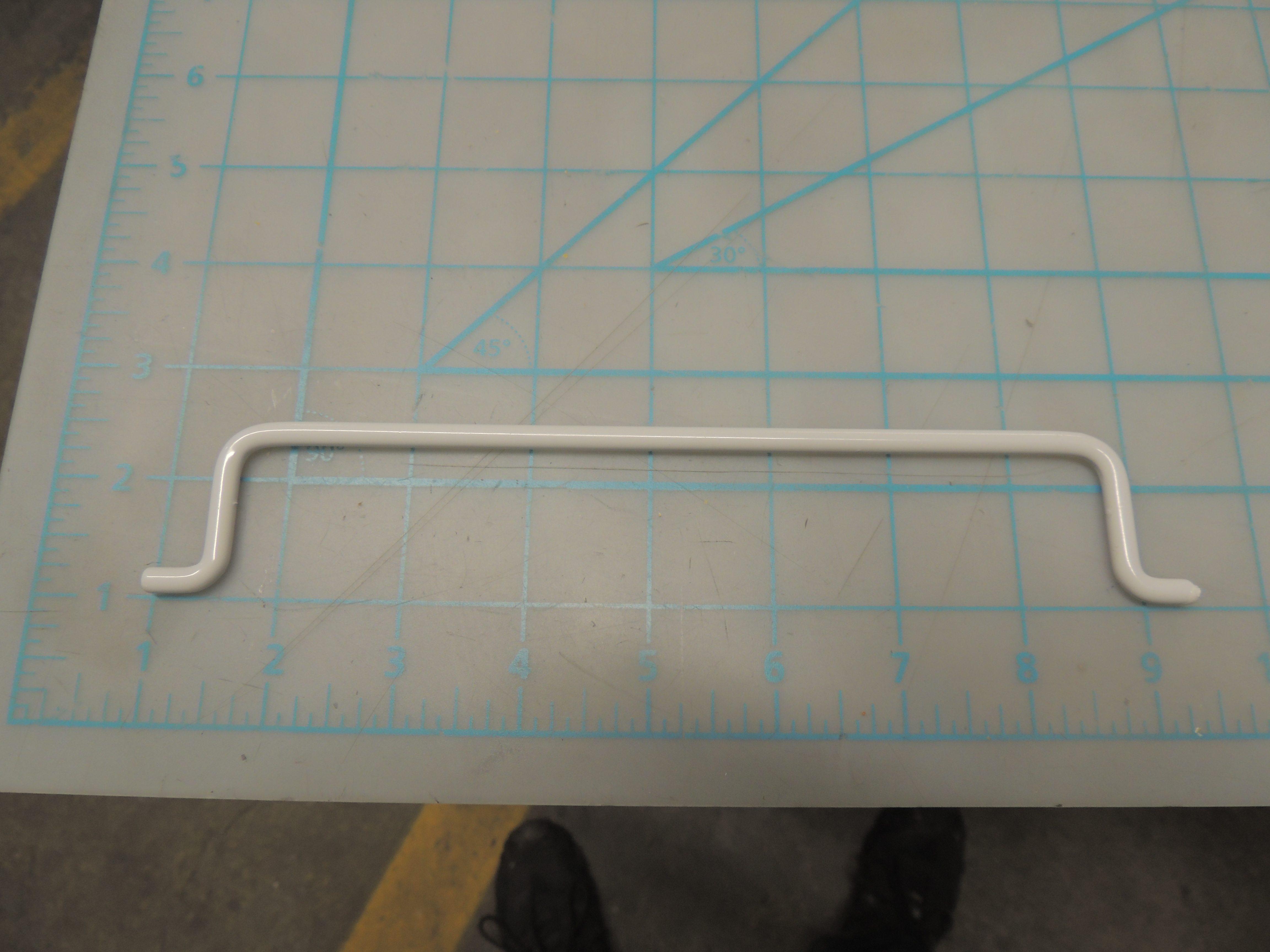 Short curved bar