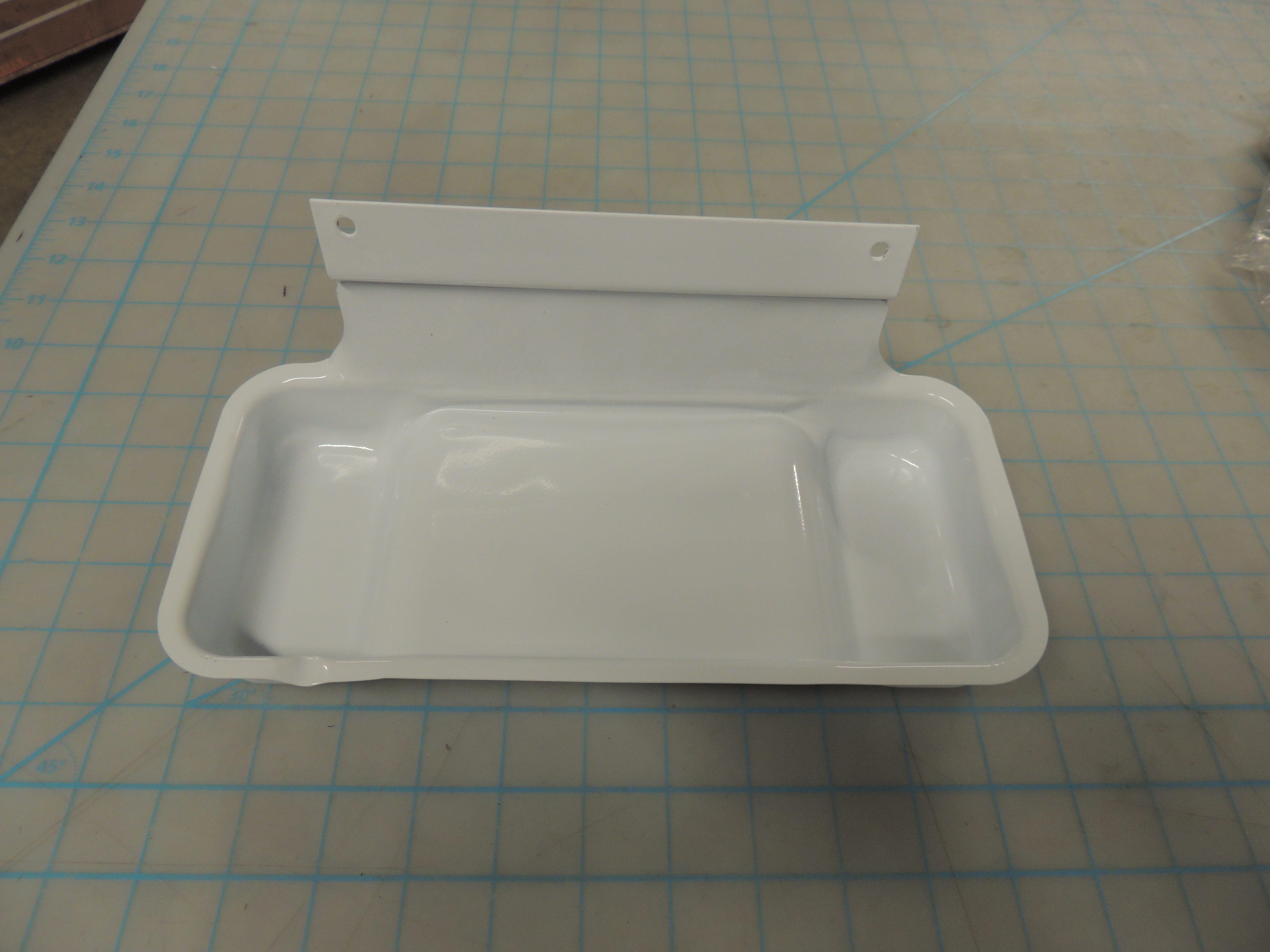 Drip Tray Assy(white)