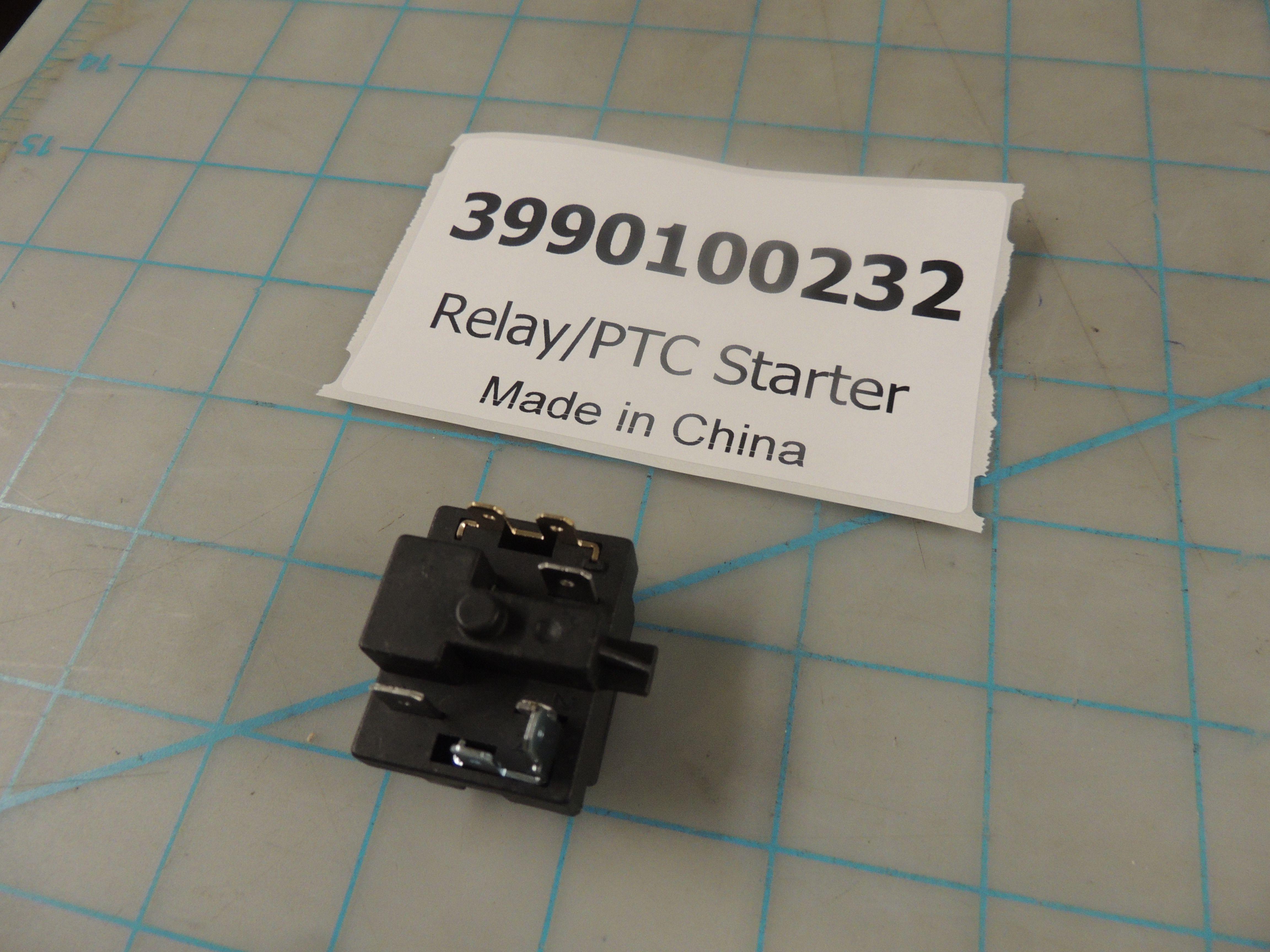 Relay/PTC Starter