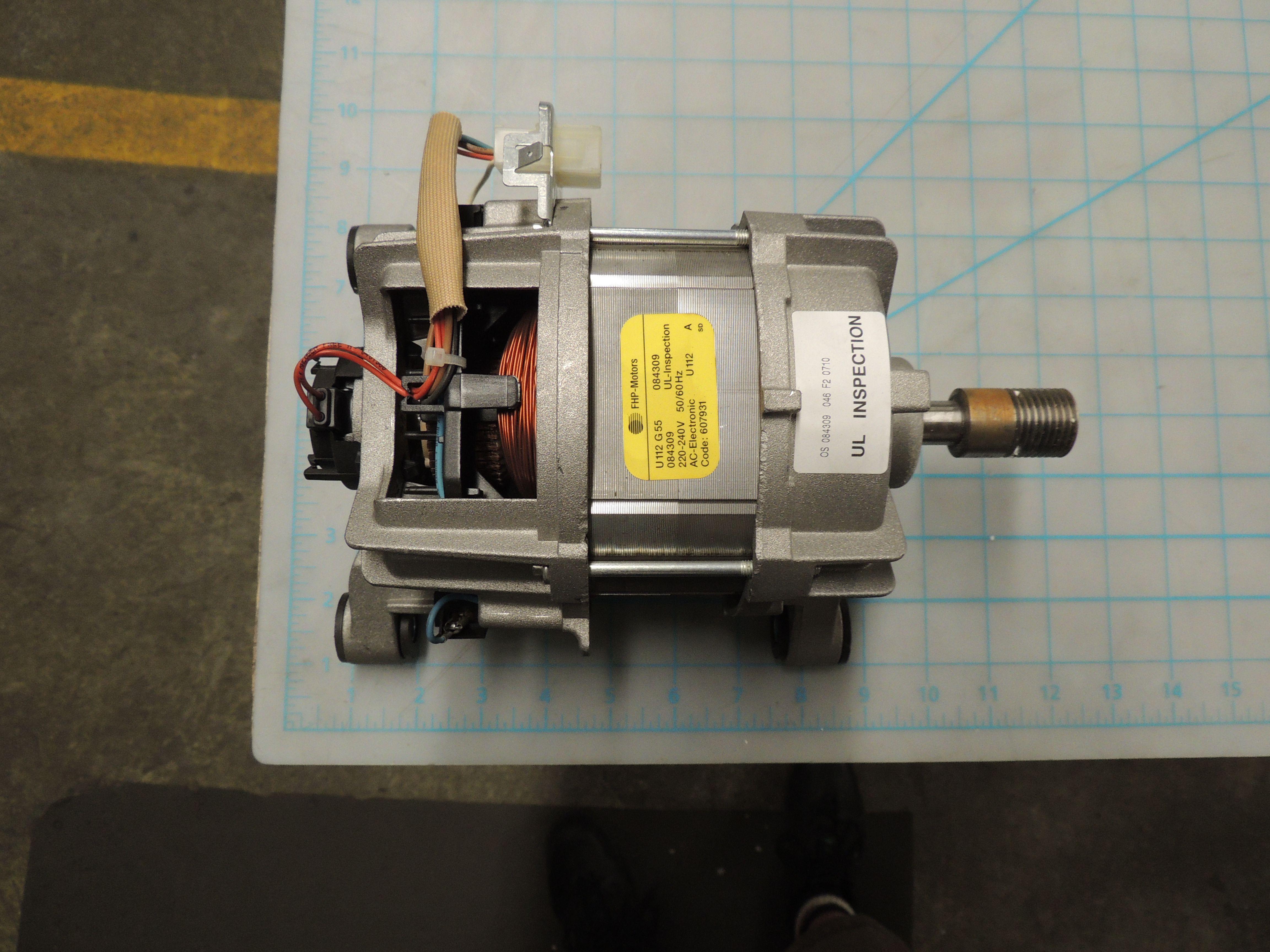 DWM5500W ELECTROMOTOR