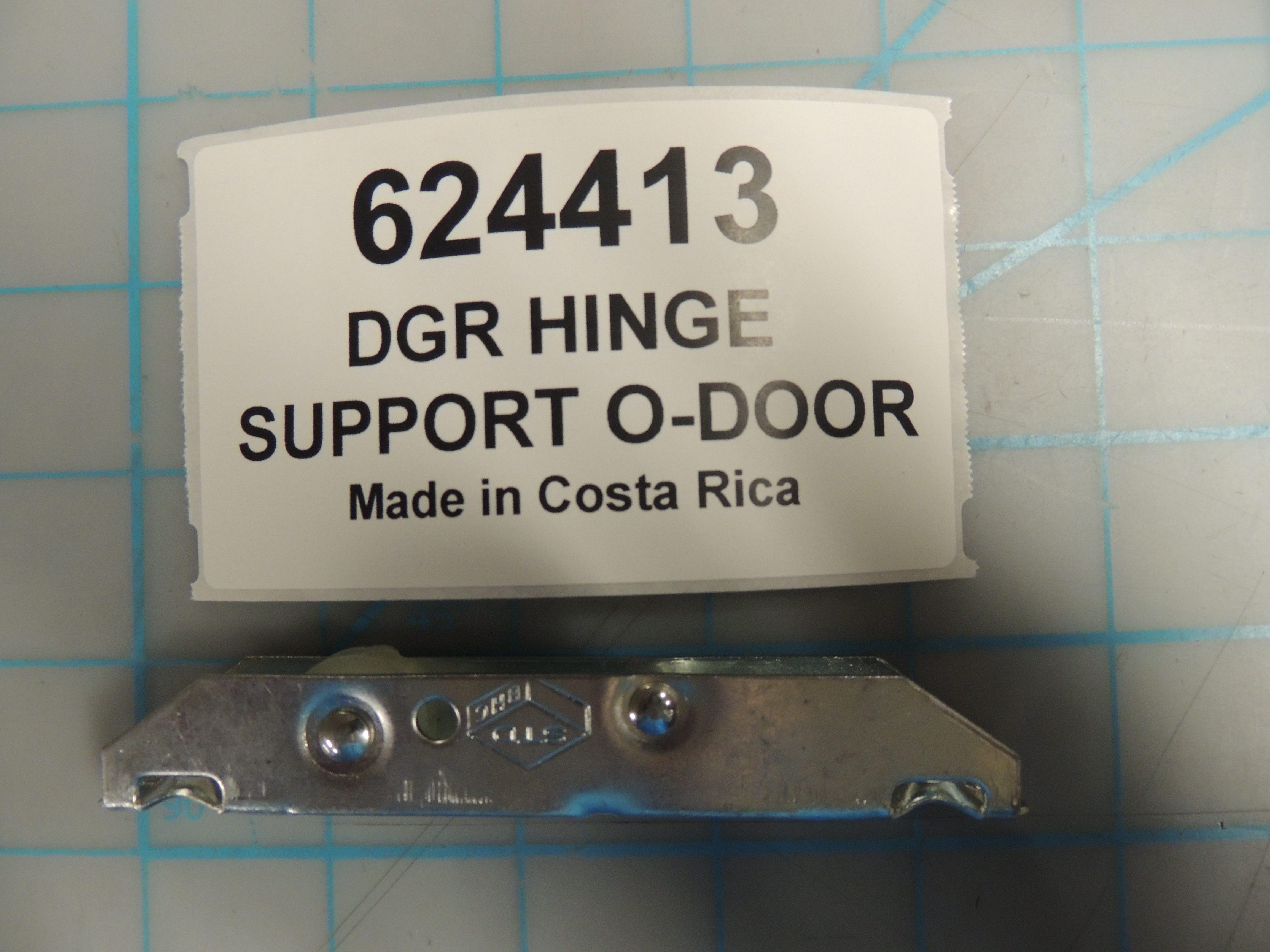DGR HINGE SUPPORT O-DOOR