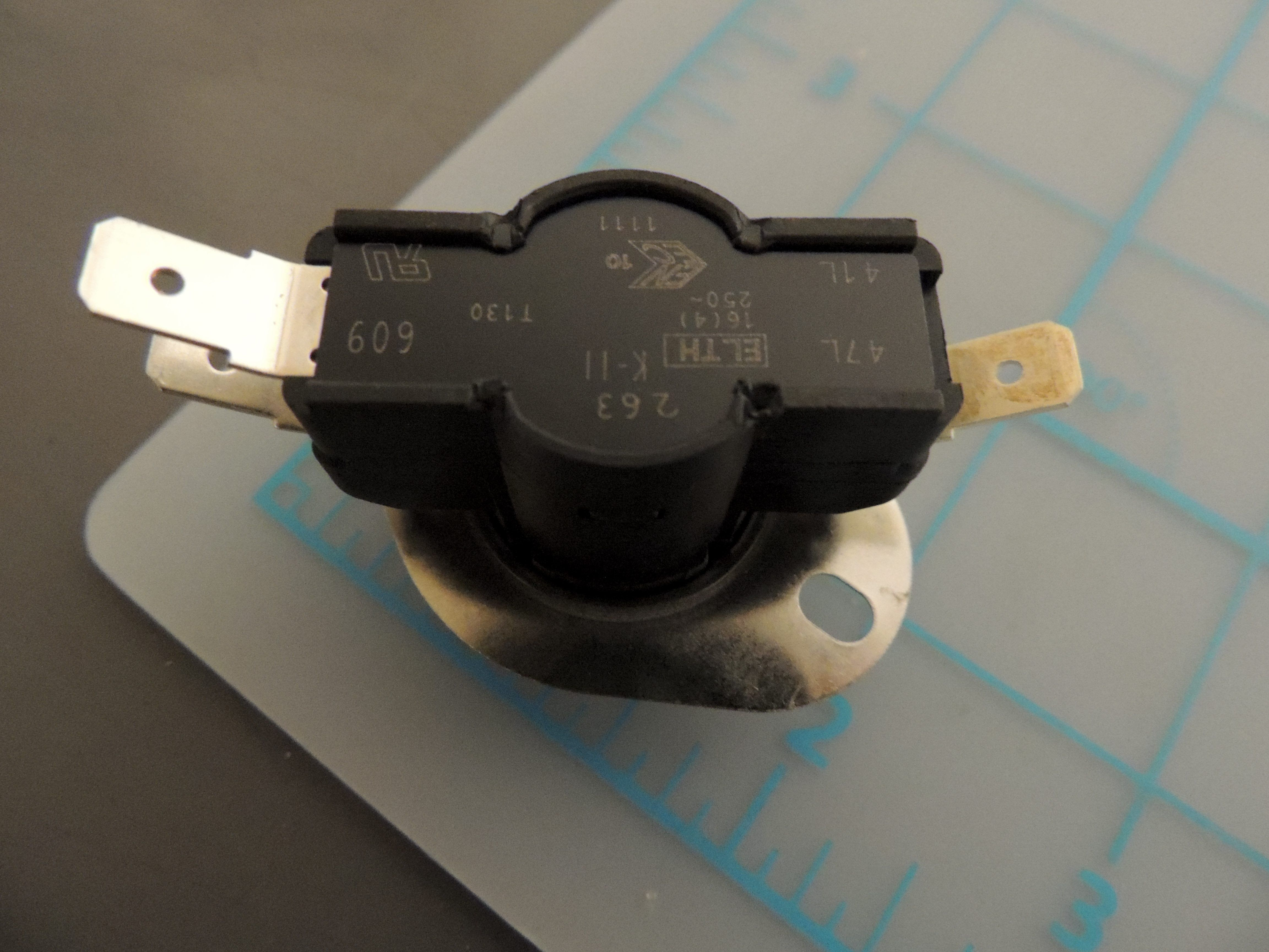 DCD5505W THERMOSTAT