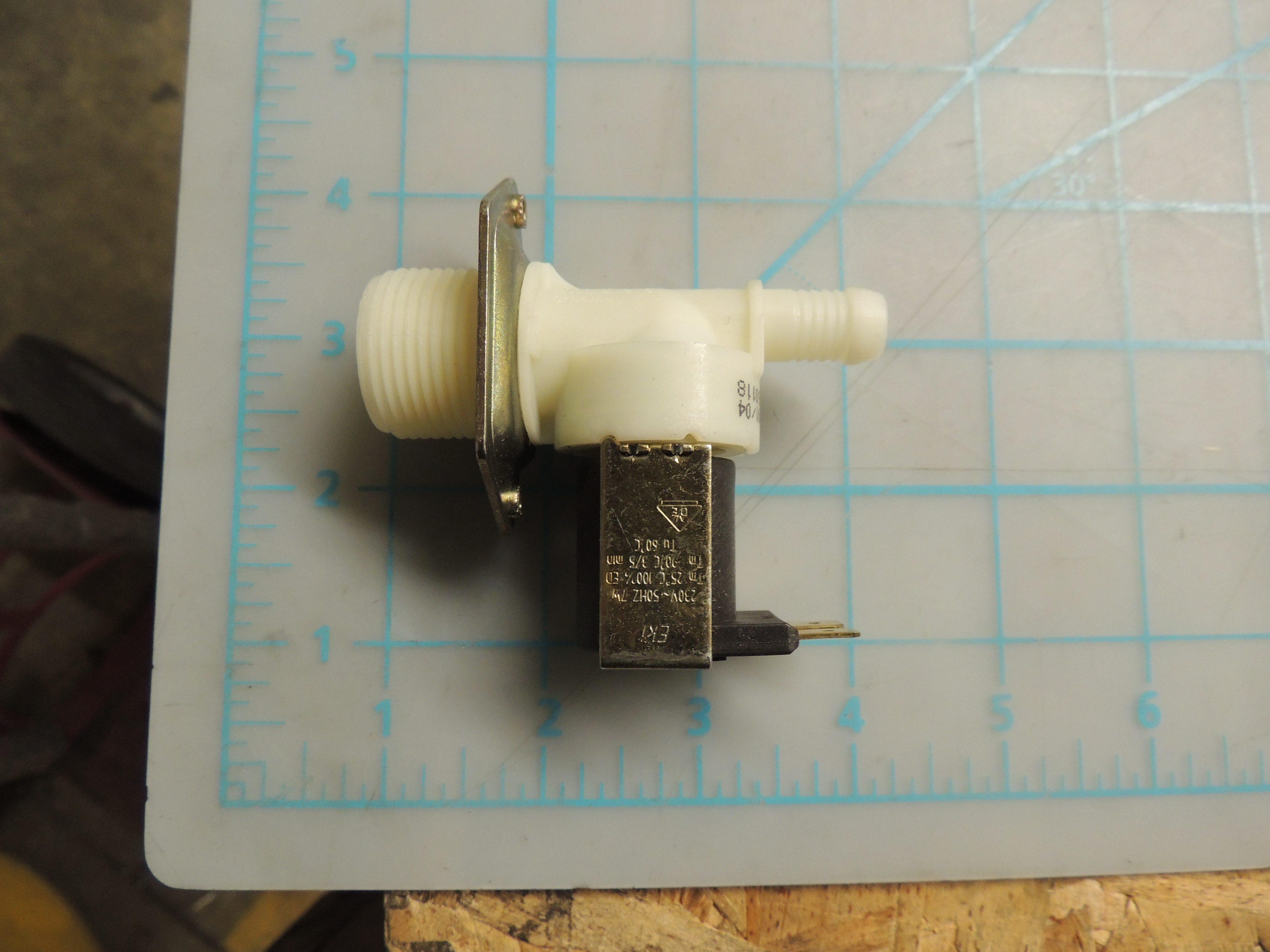 DWM5500W ELECTRO VALVE