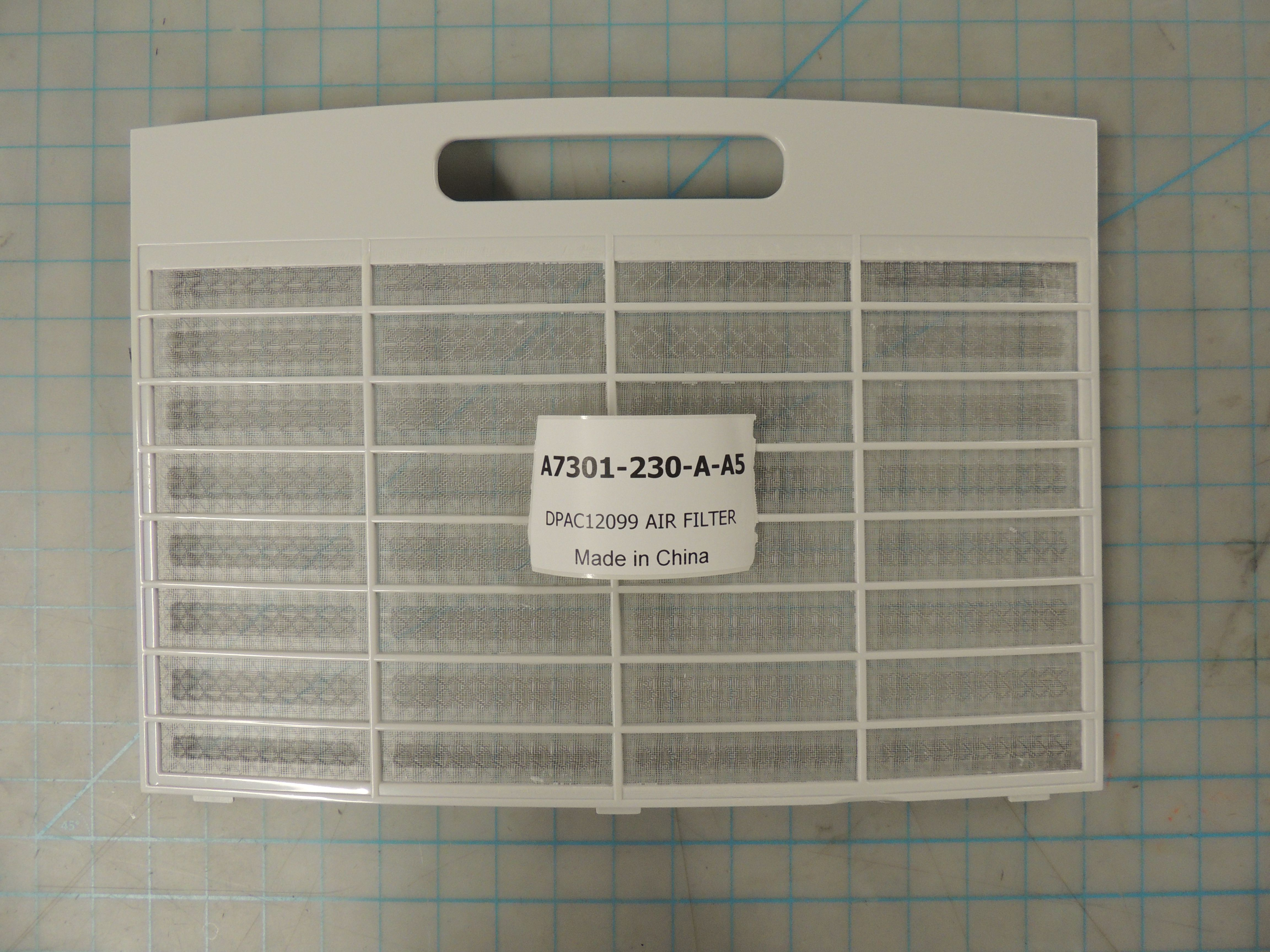 DPAC12099 AIR FILTER