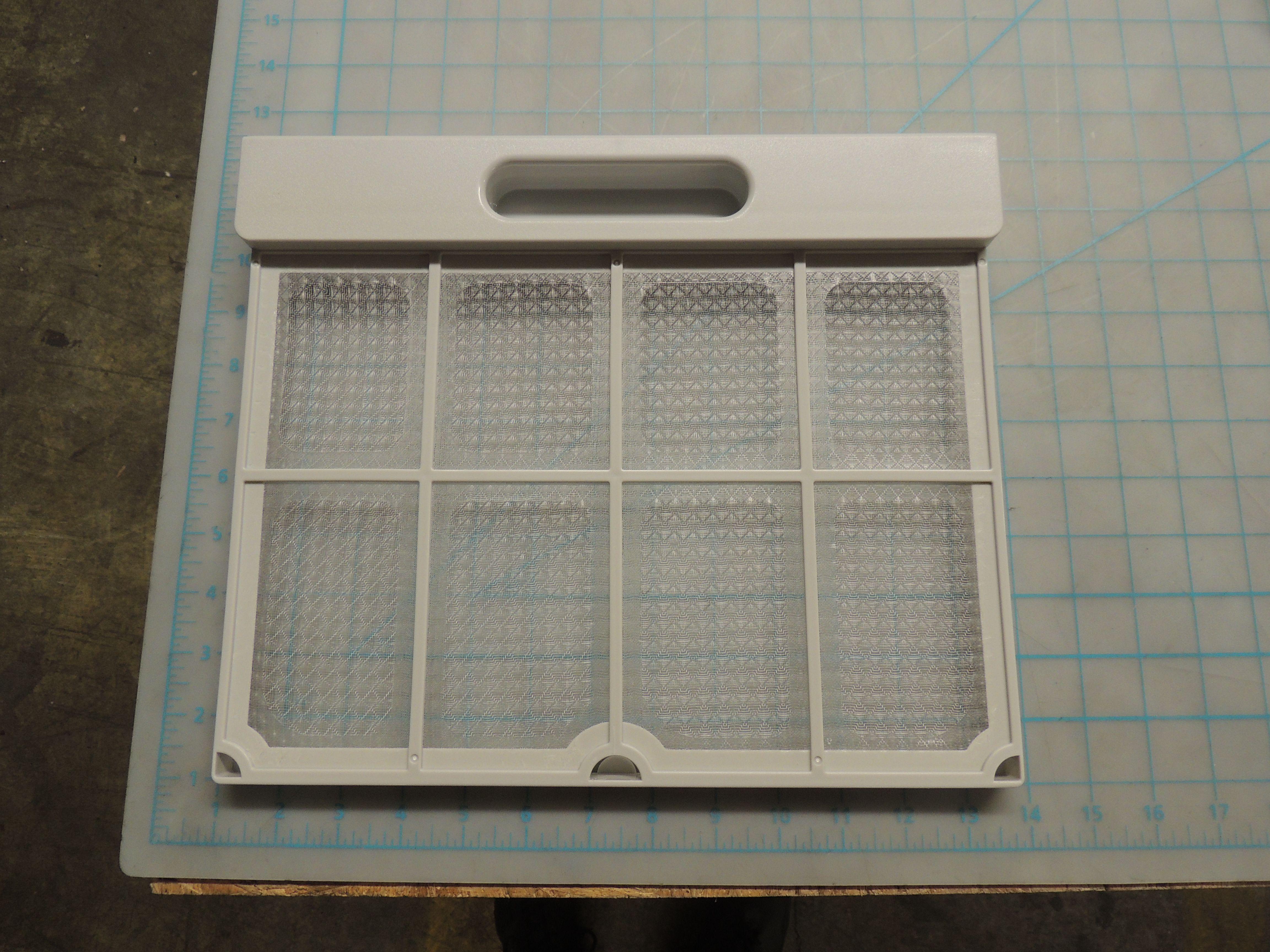DPAC9009 AIR FILTER