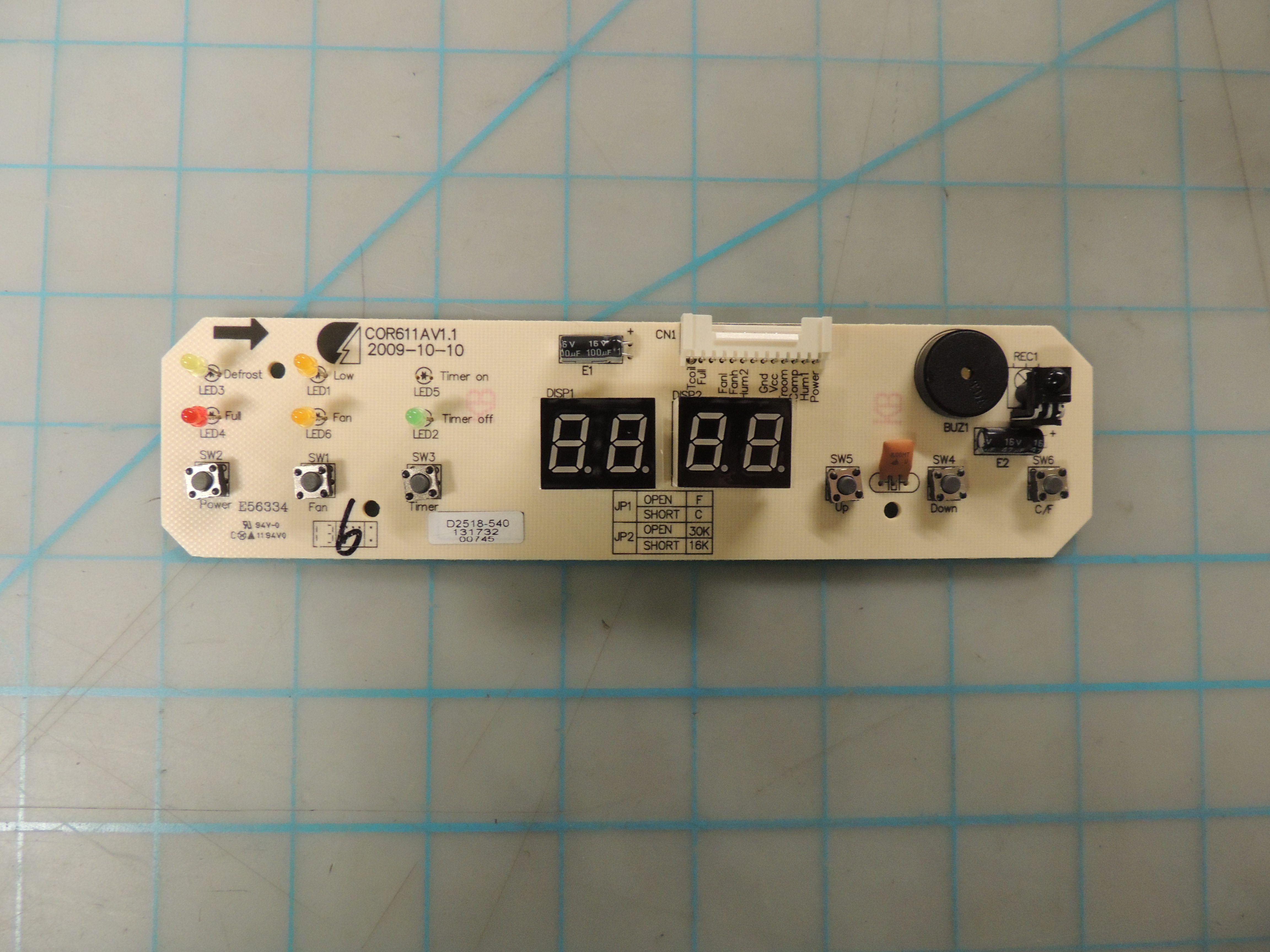 DDR GDR PC BOARD