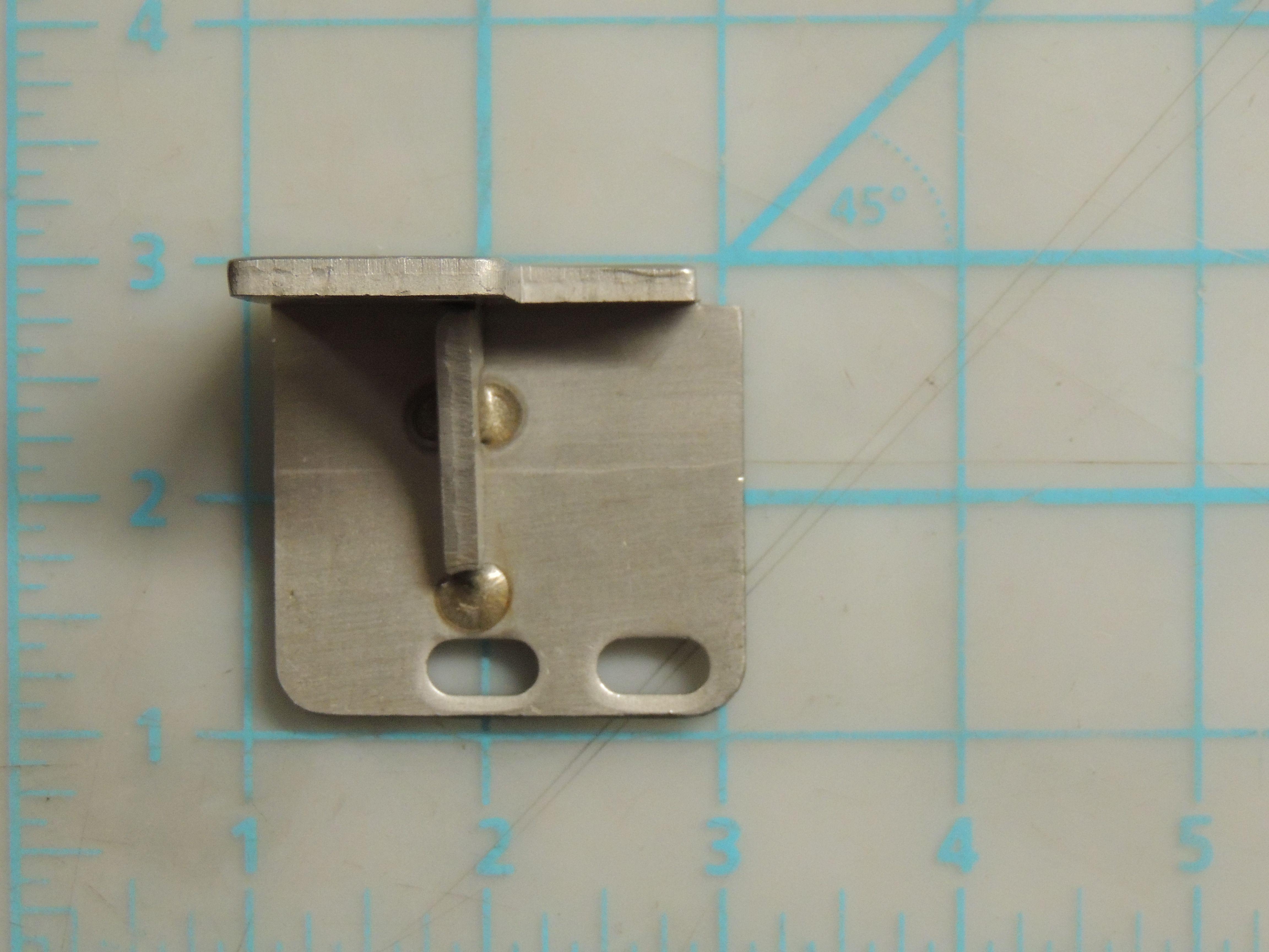 Lower hinge module, Right