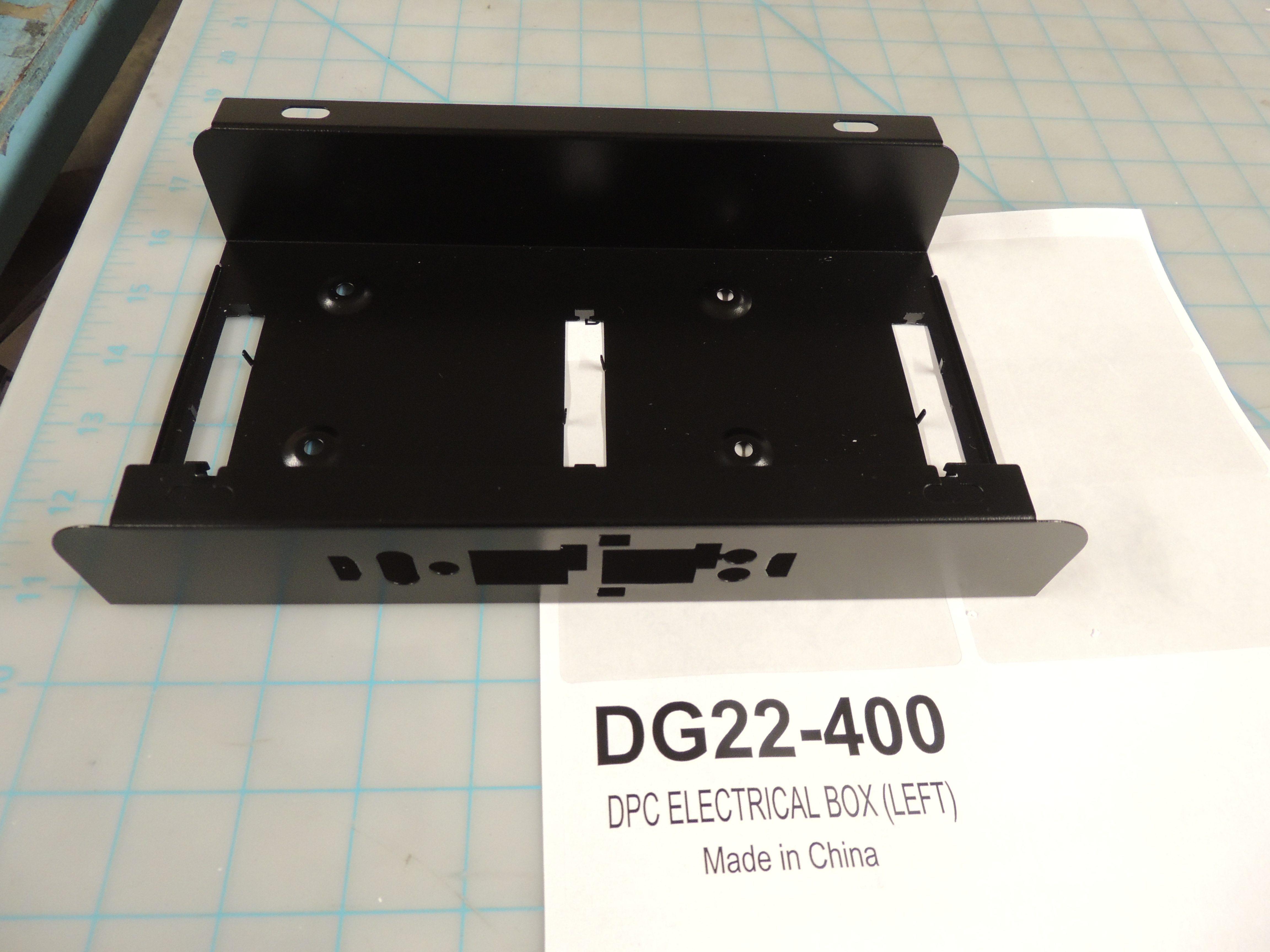 DPC ELECTRICAL BOX (LEFT)