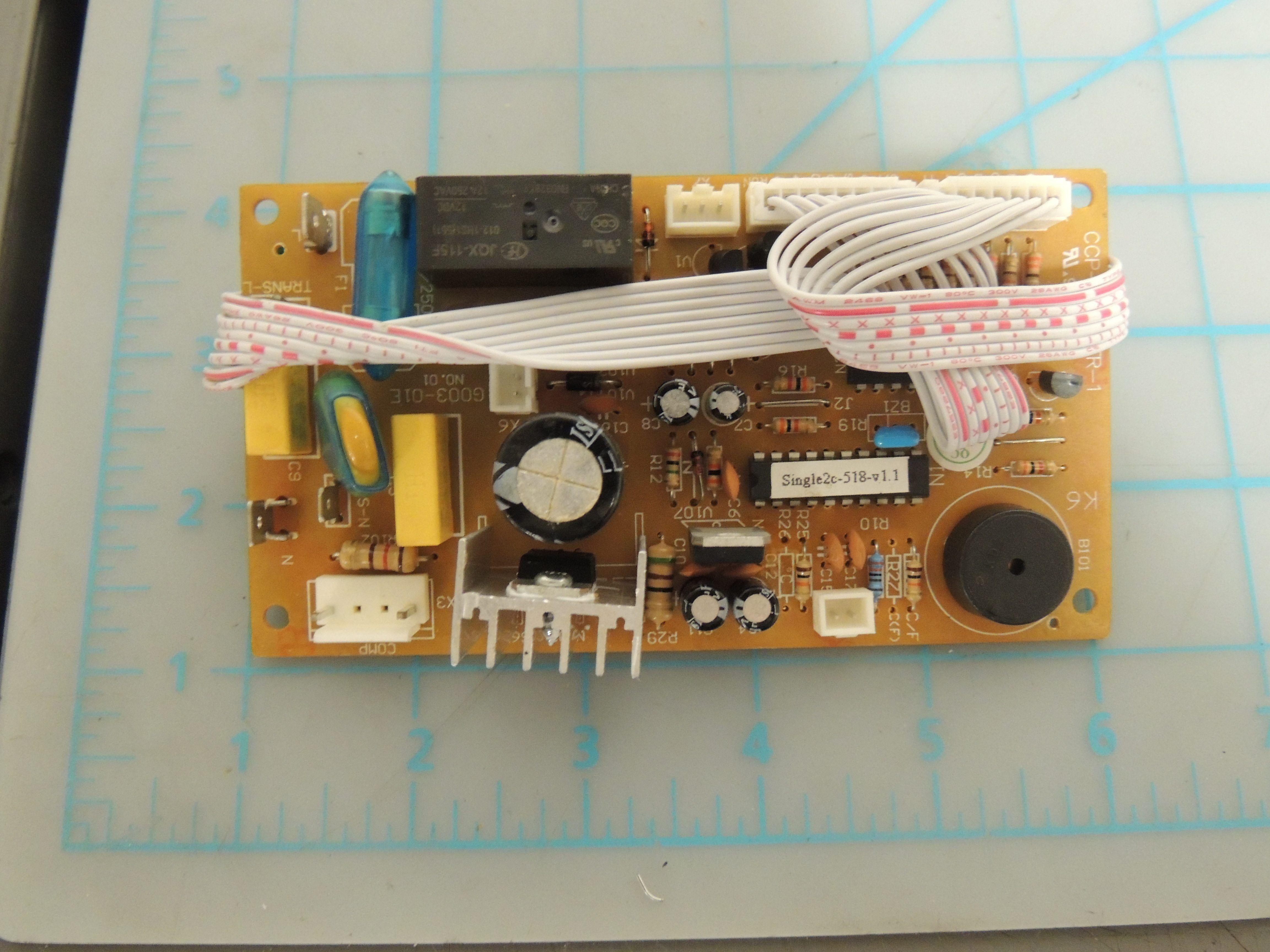 DWC512 PCB BOARD