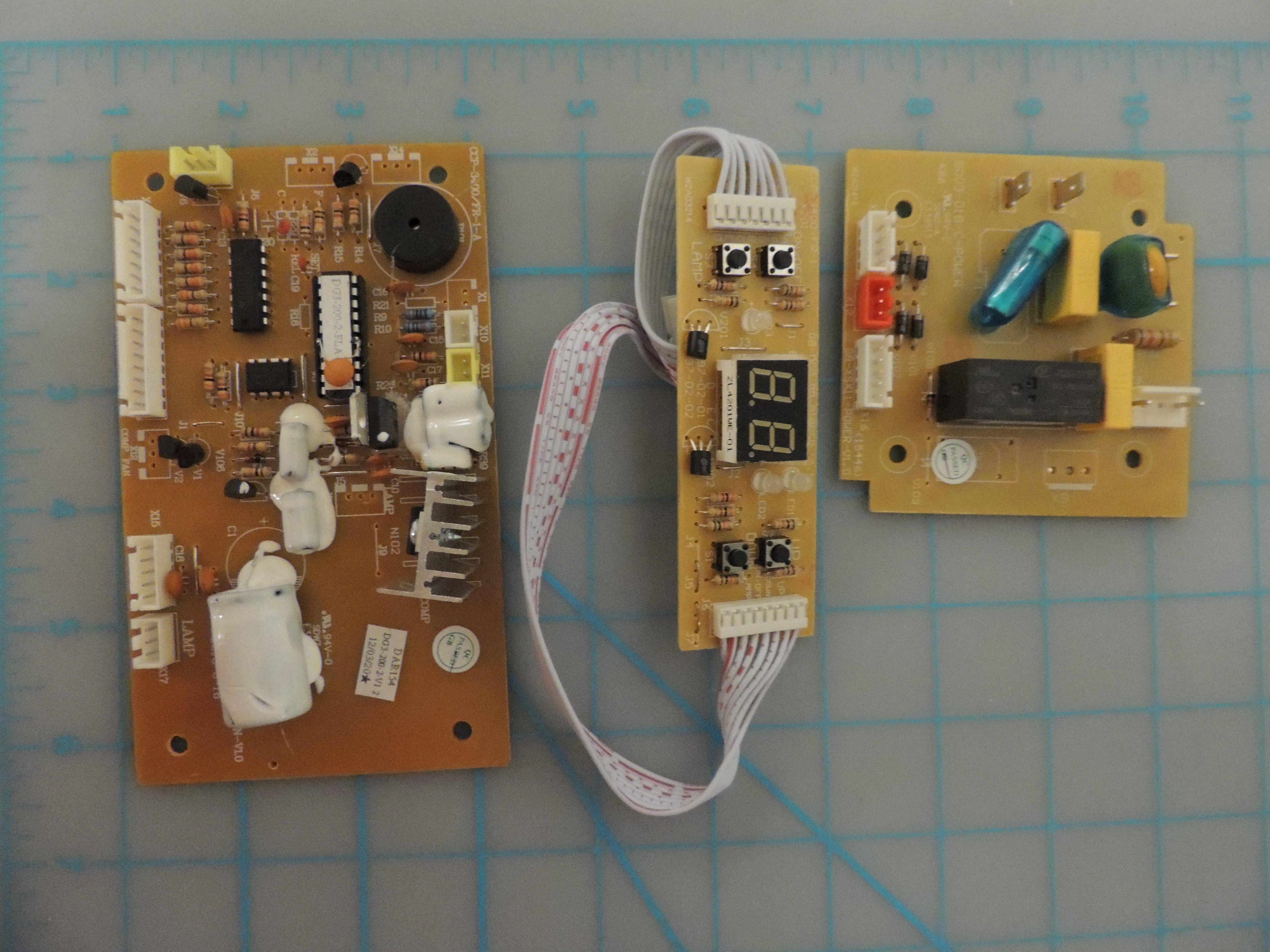 DAR PCB BOARD