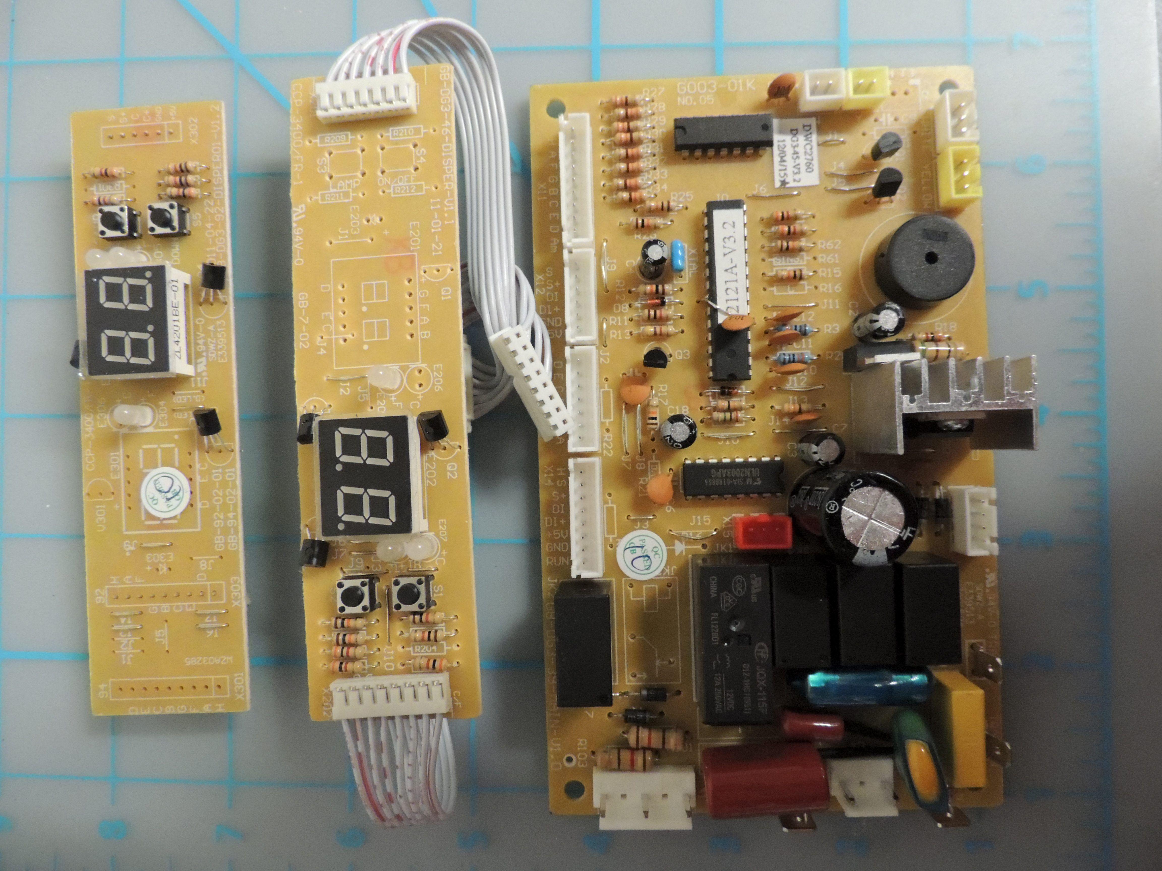 DWC54 PCB BOARD