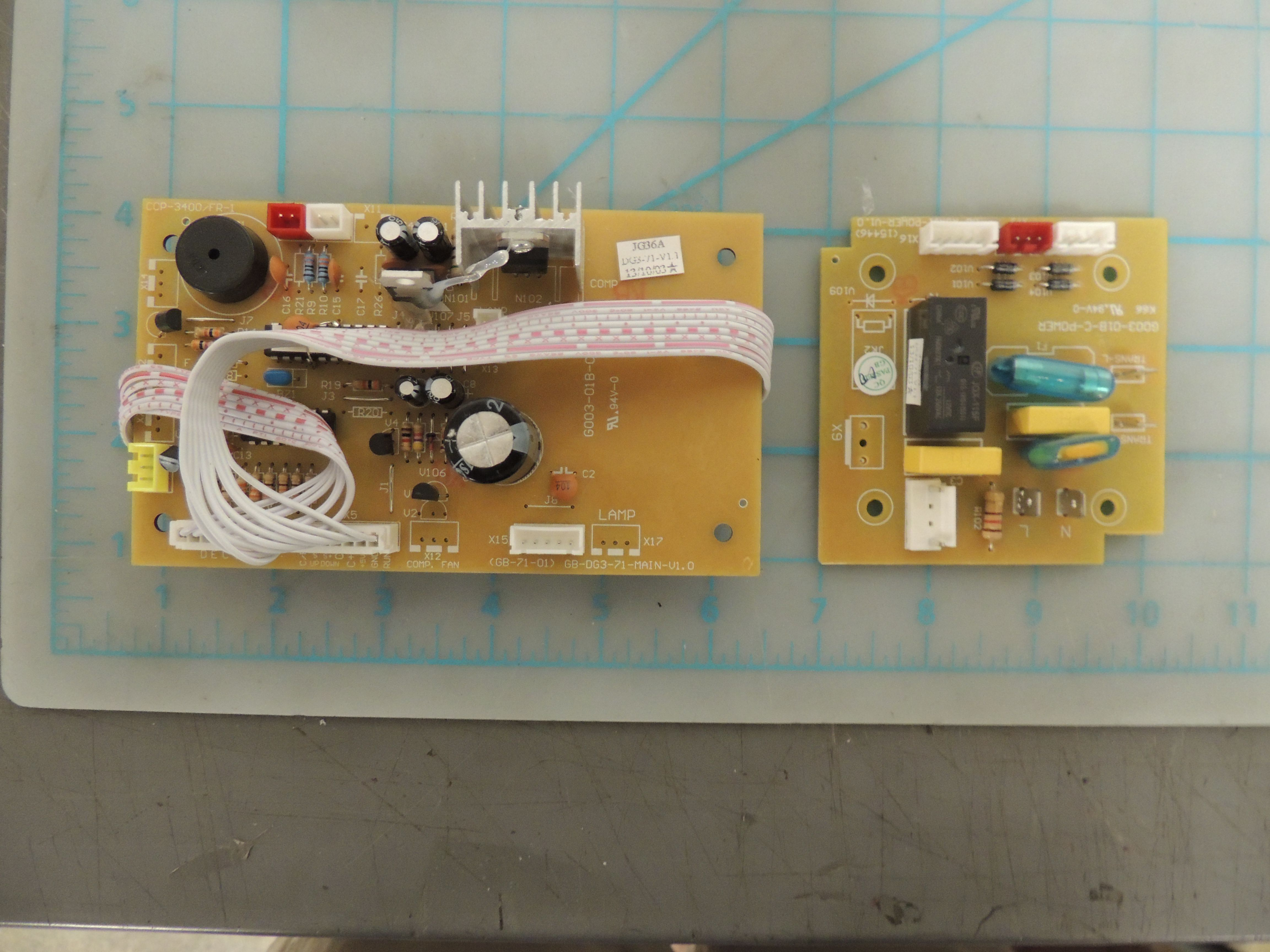 DWC1534 PCB BOARD