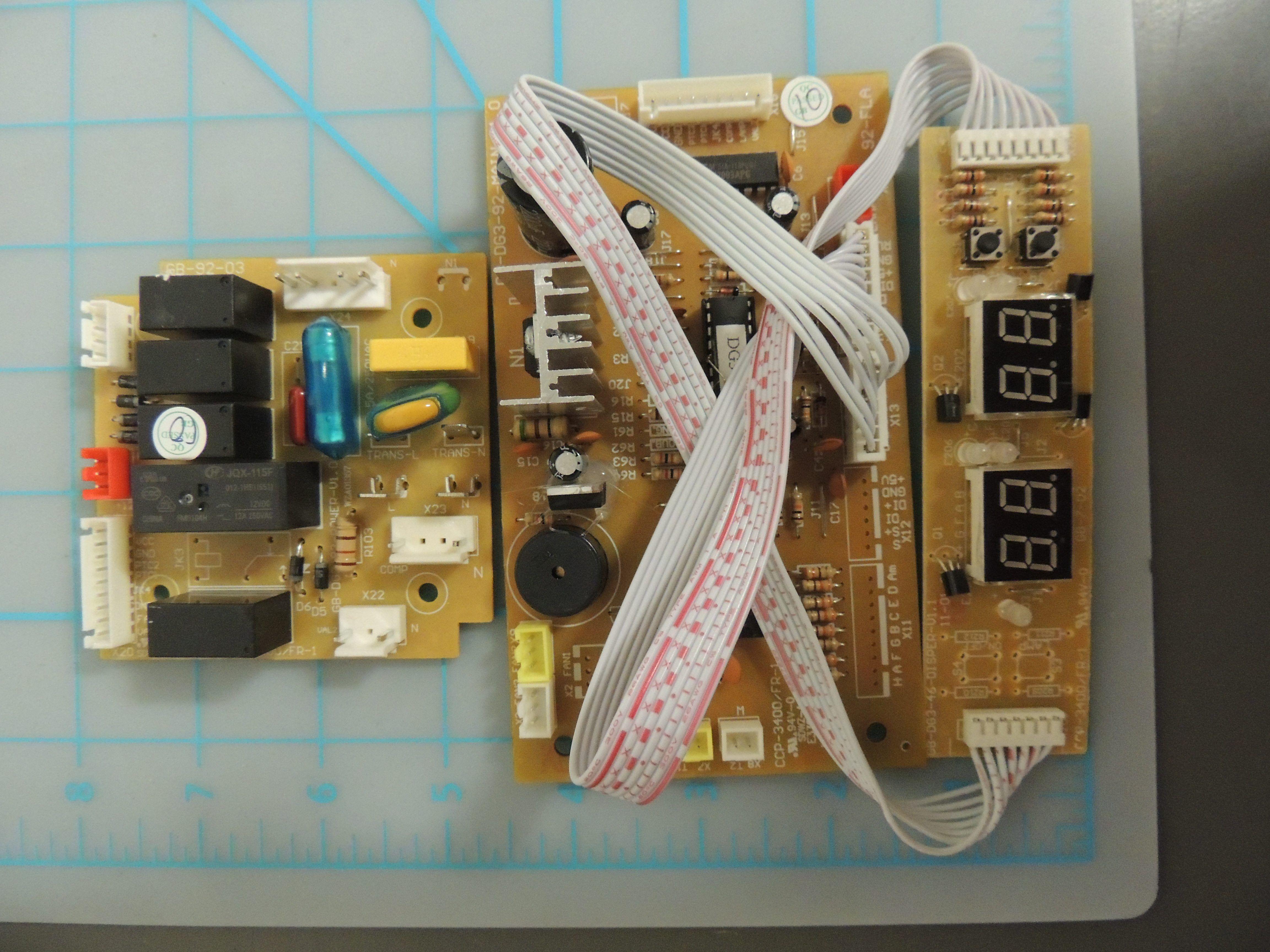 DWC518BLS PCB BOARD
