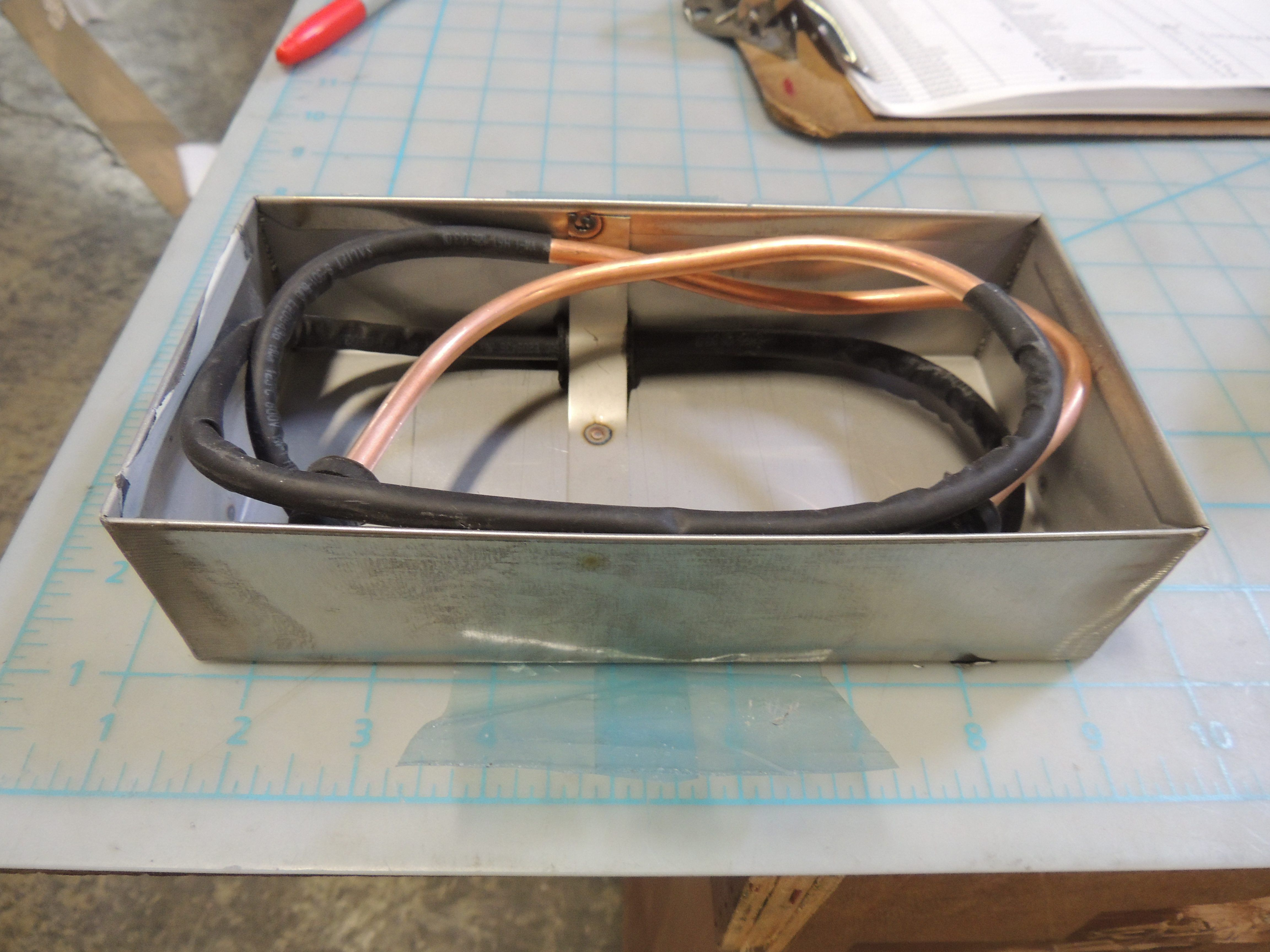 OUTER DRAIN PAN