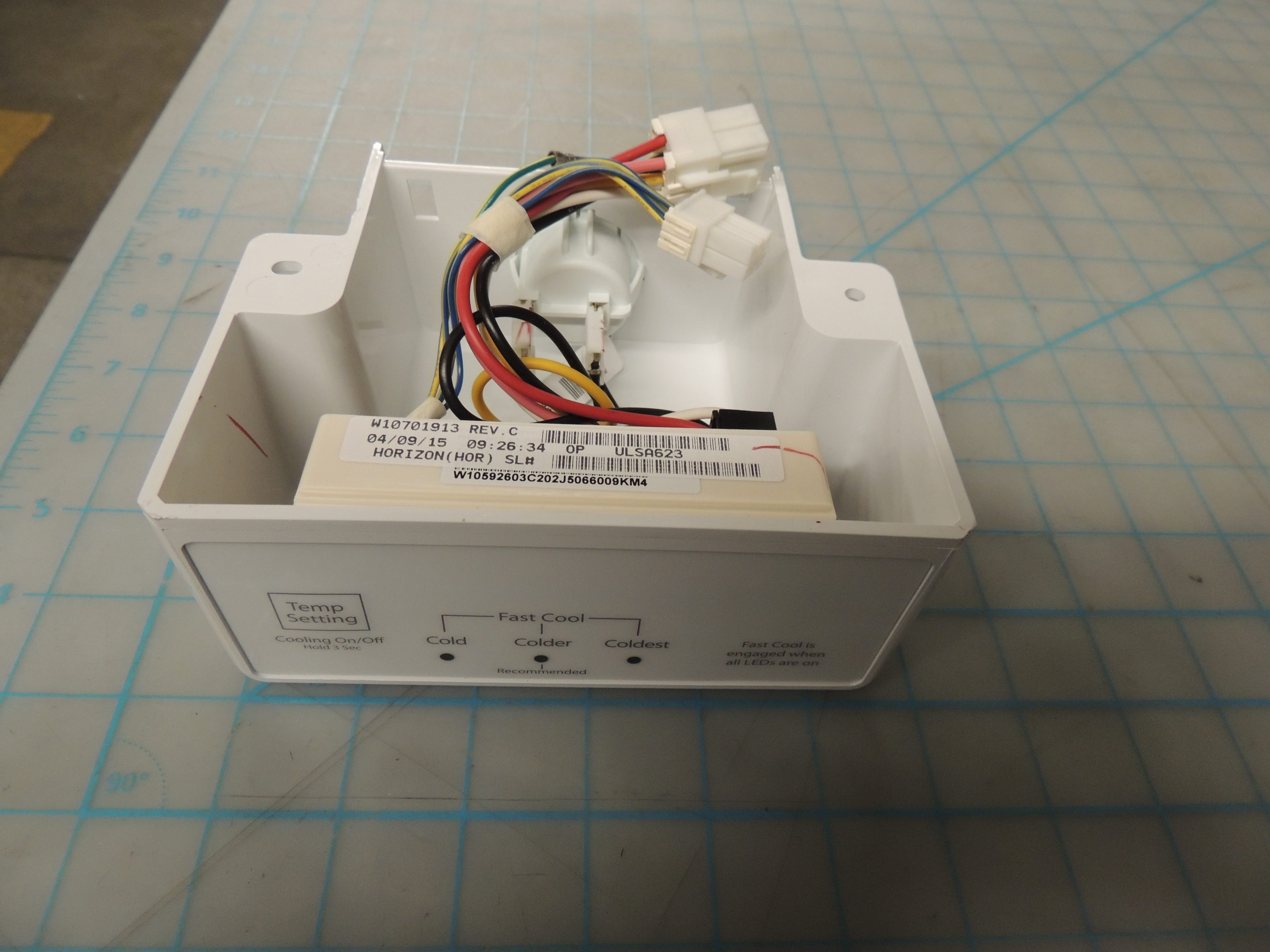 Control Assembly
