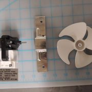 DAR1102 FAN MOTOR ASSY NS
