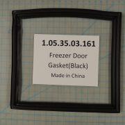 Freezer Door Gasket(Black)