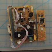 DWC2121 CONTROL BOARD
