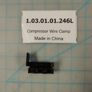 Compressor Wire Clamp