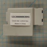 Cover-elec control box