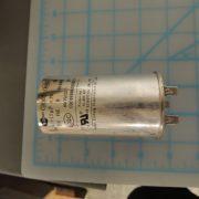 Capacitor of compressor