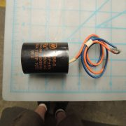 SPIN CAPACITOR
