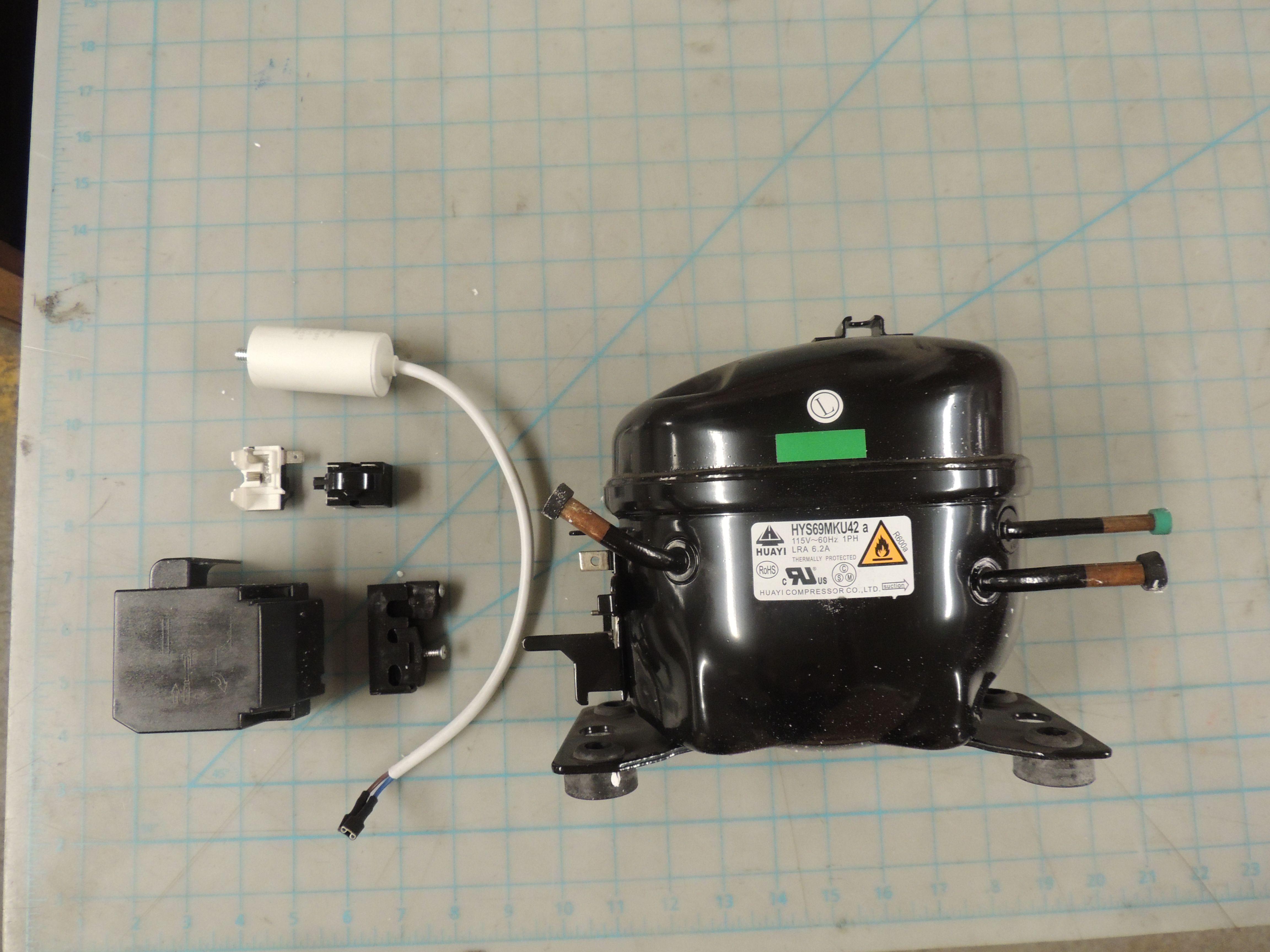 DFF092C1WDB – Danby Appliance Parts