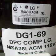 DWC2727 COMPRESSOR