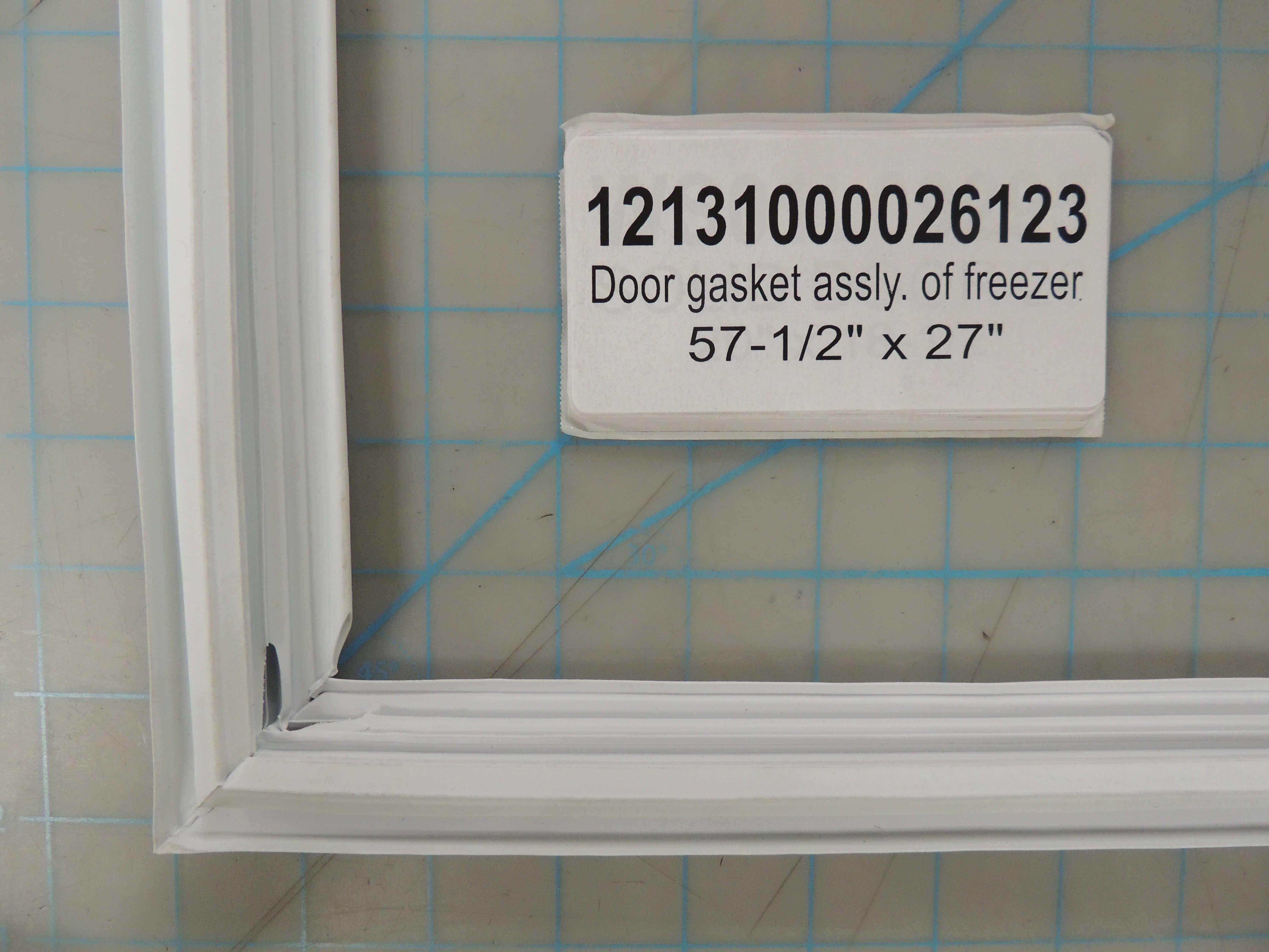 Door gasket assly. of freezer