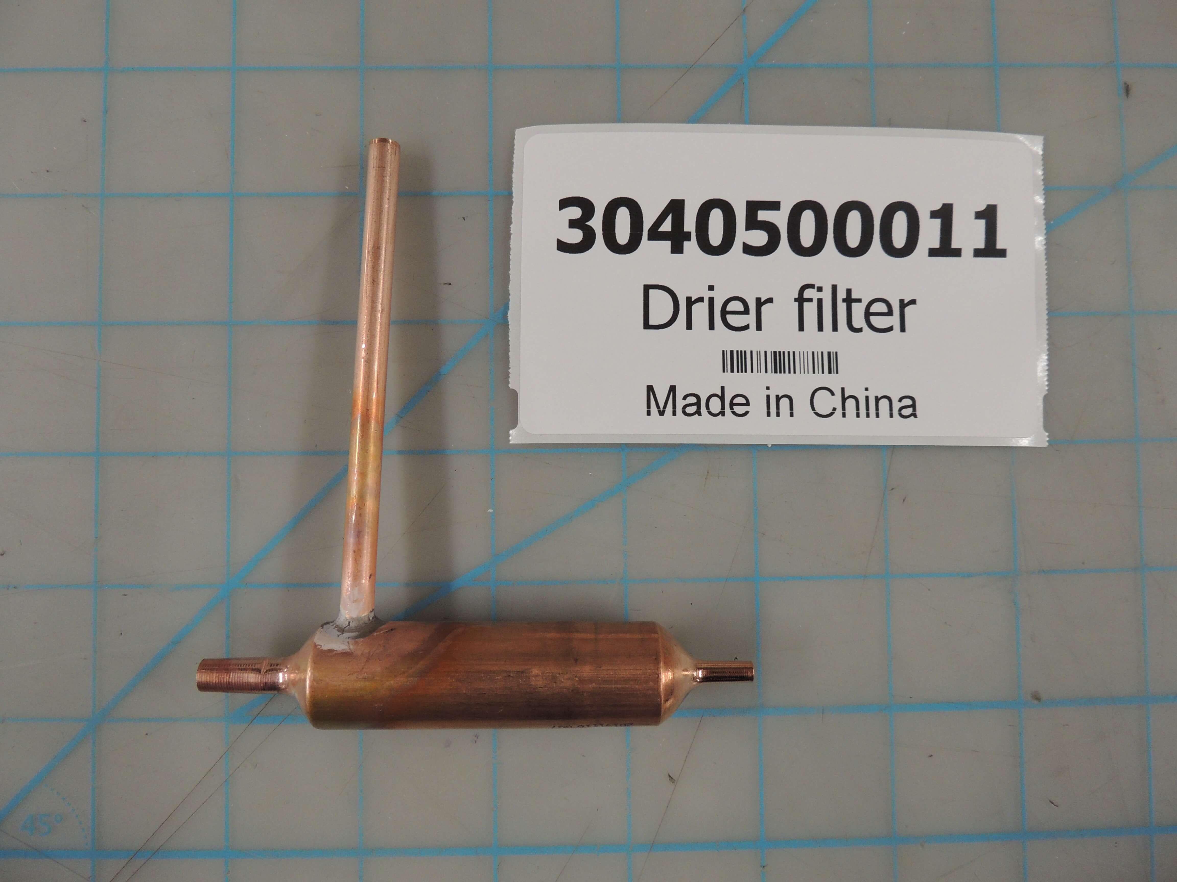 Drier filter