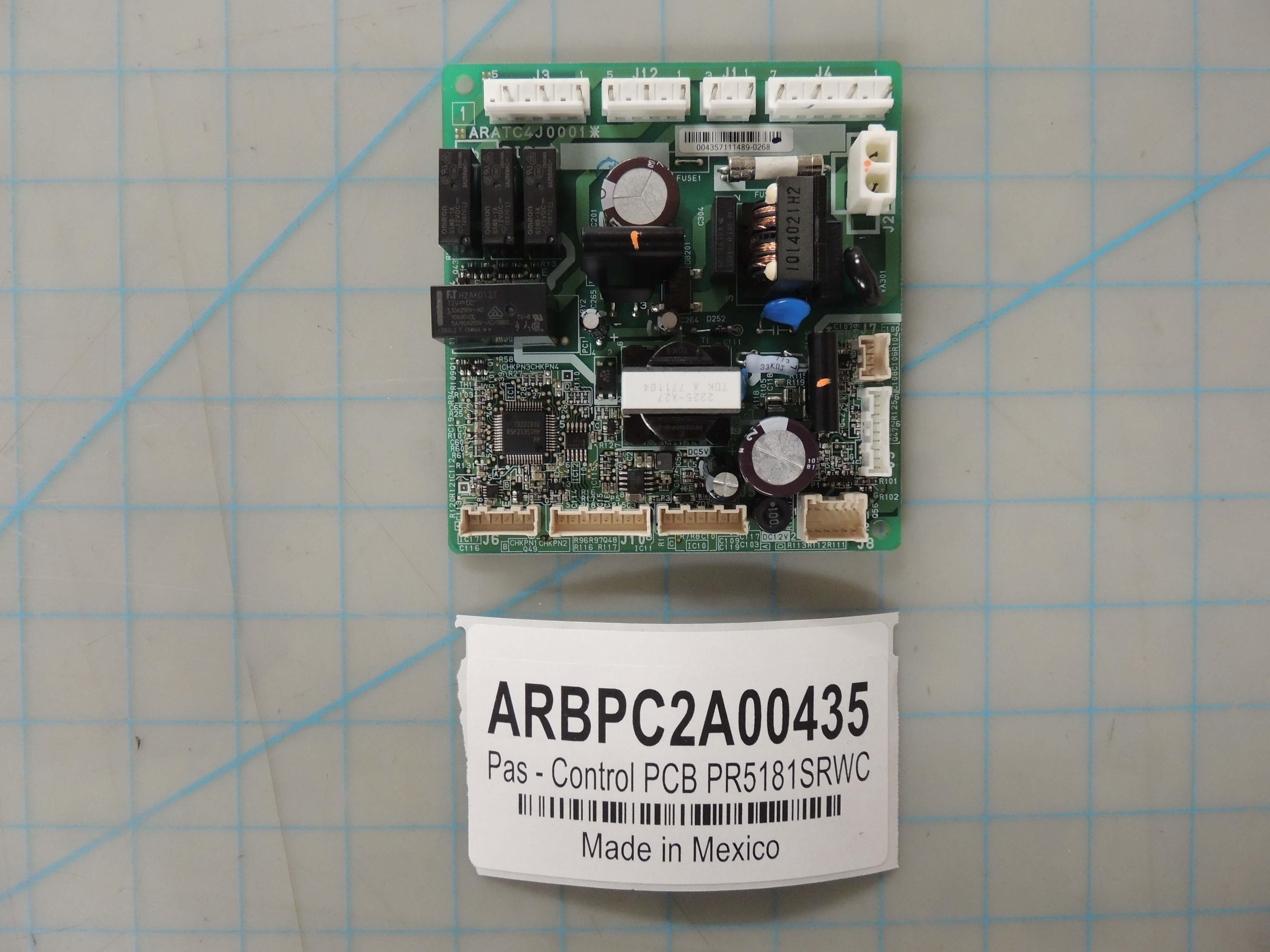 Pas - Control PCB PR5181SRWC