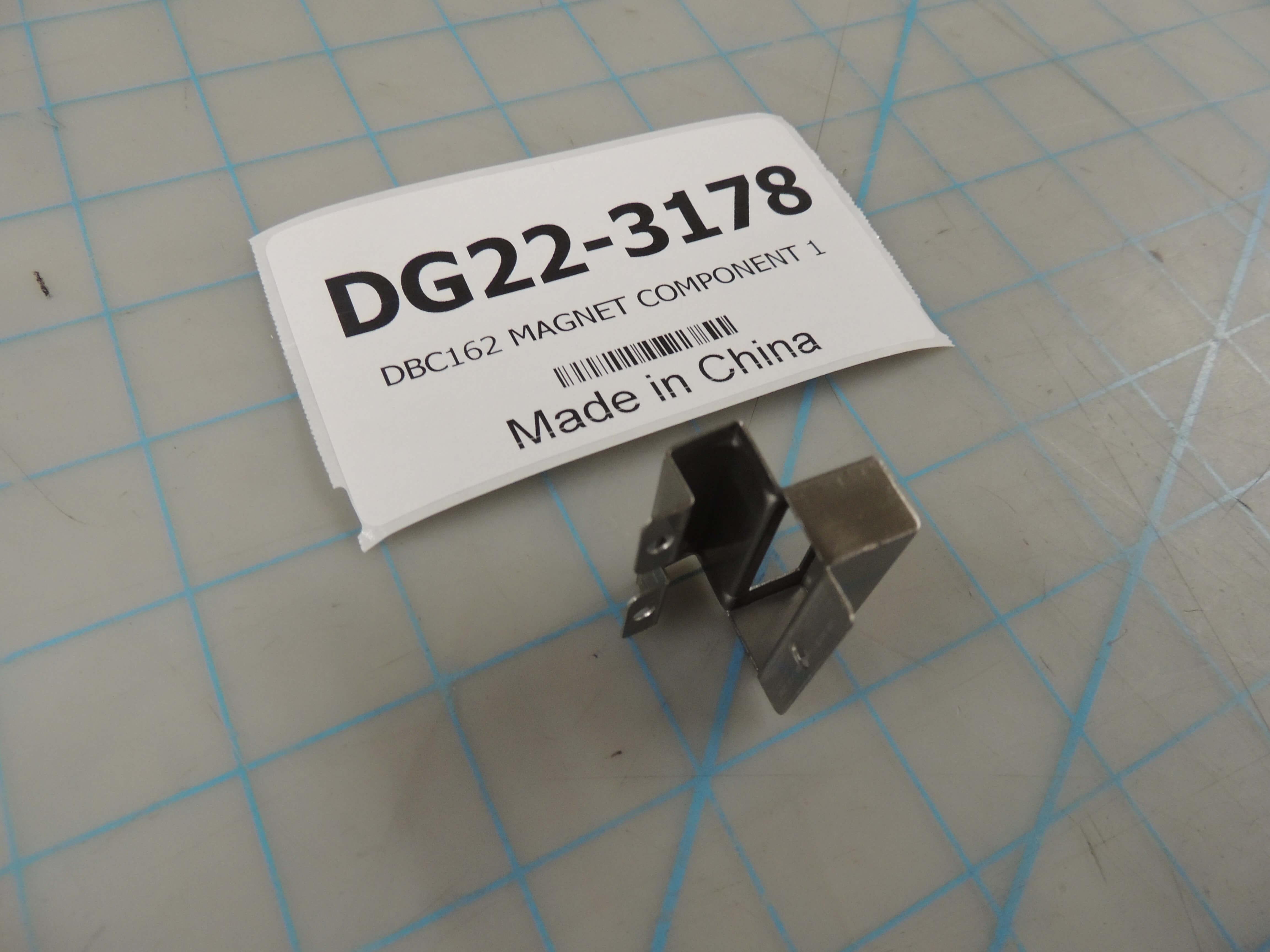 DBC162 MAGNET COMPONENT 1